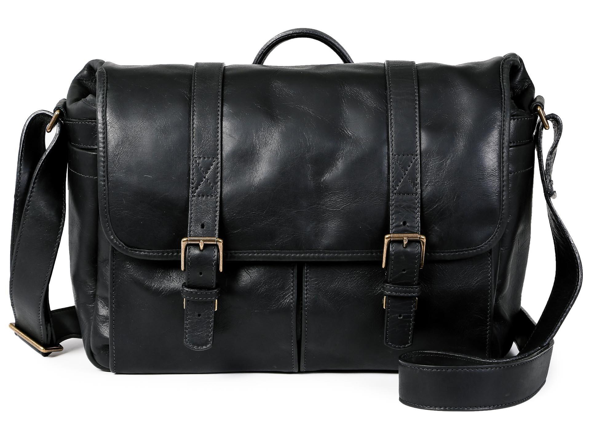 ONA Bags Leather Brixton Black