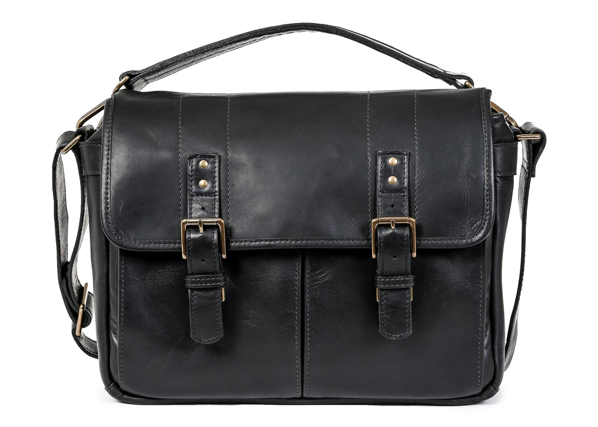 ONA Bags Leather Prince Street Black