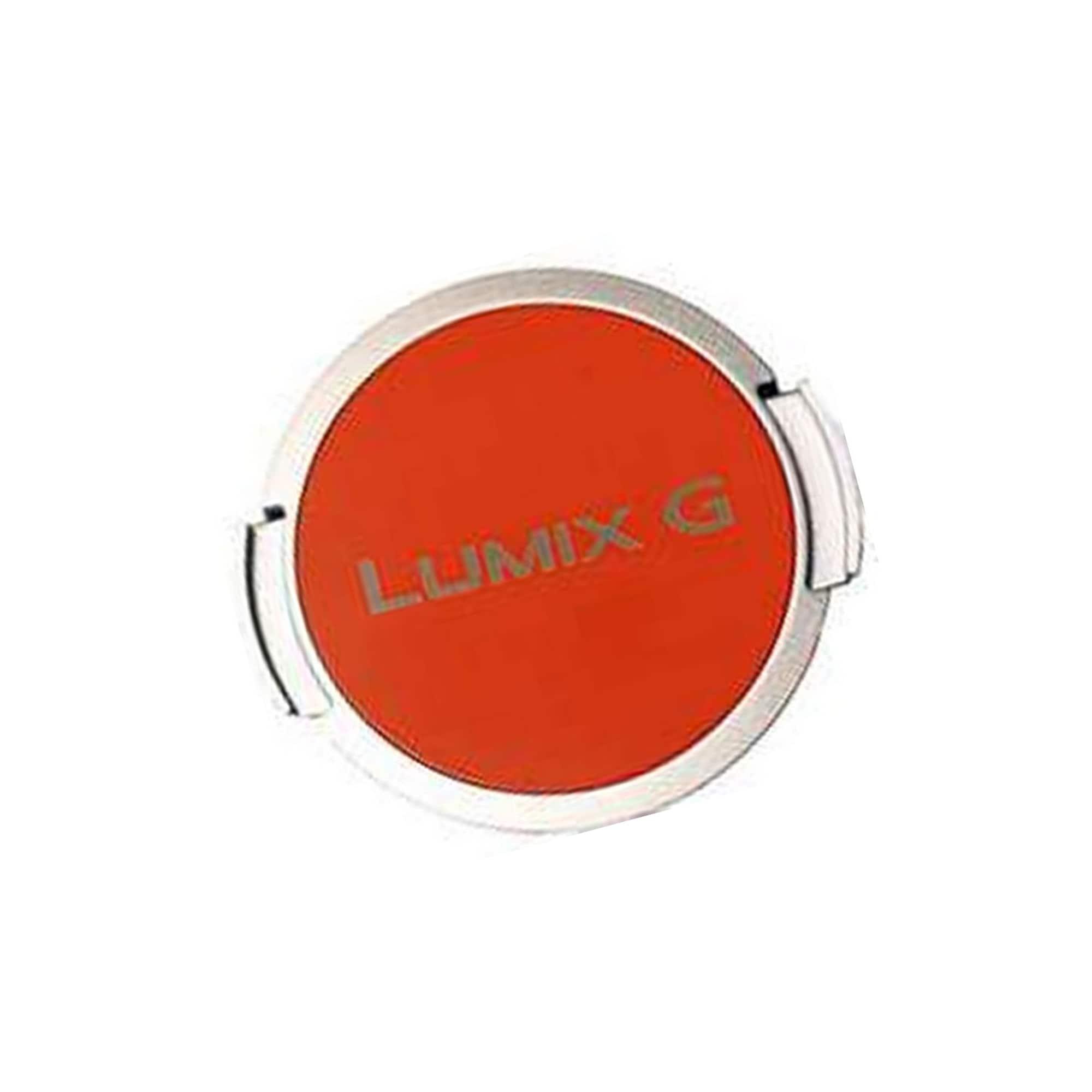 Panasonic DMW-LF37AF 37mm objektiv silver/orange