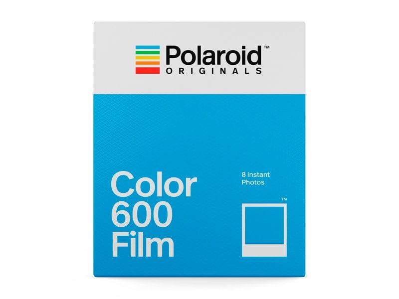 Polaroid 600 Film Färg