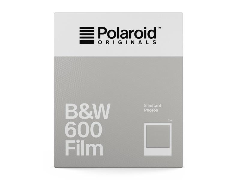 Polaroid originals 600 Film Svartvit