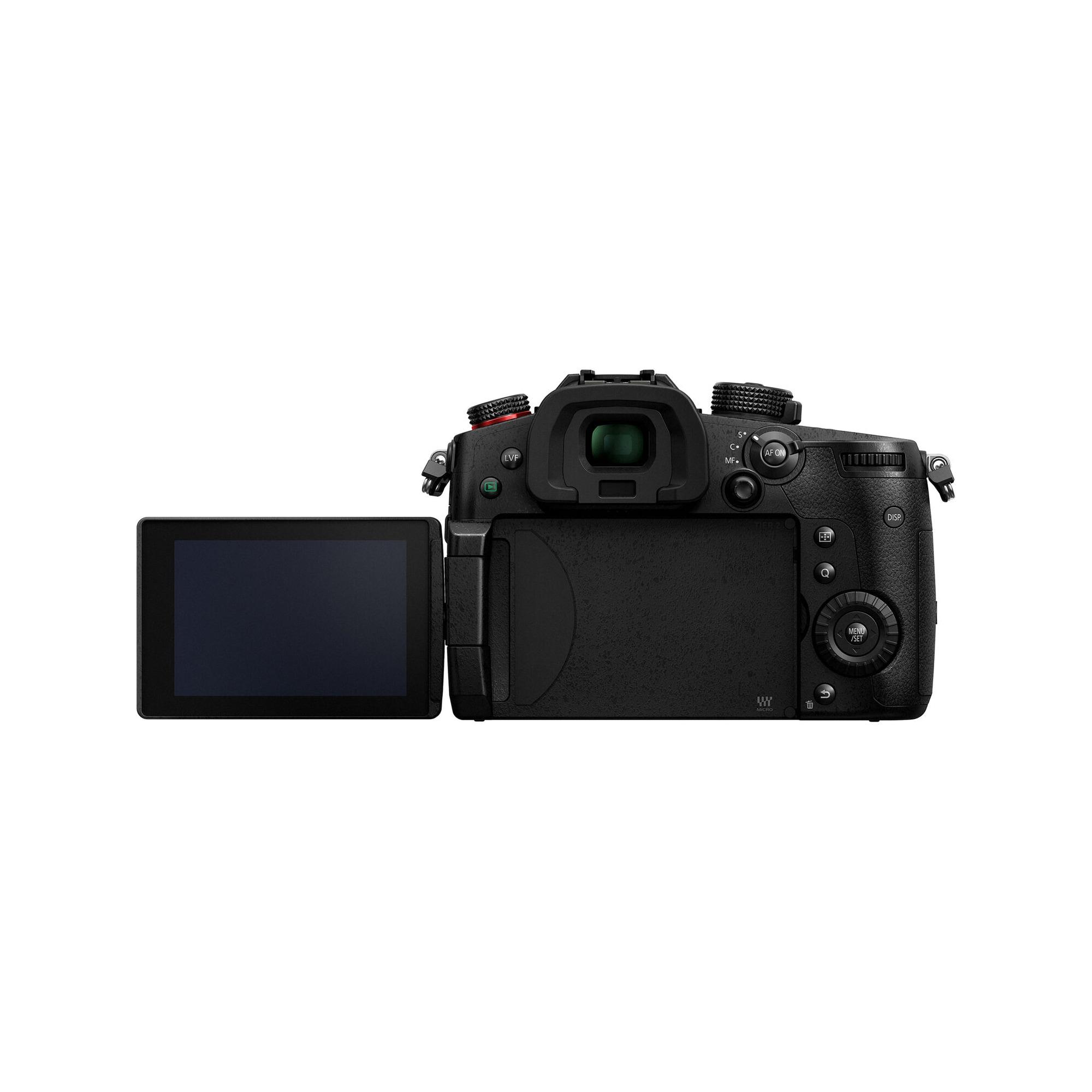 Panasonic Lumix DC-GH5 II + Leica DG Vario-Elmarit 12-60/2,8-4