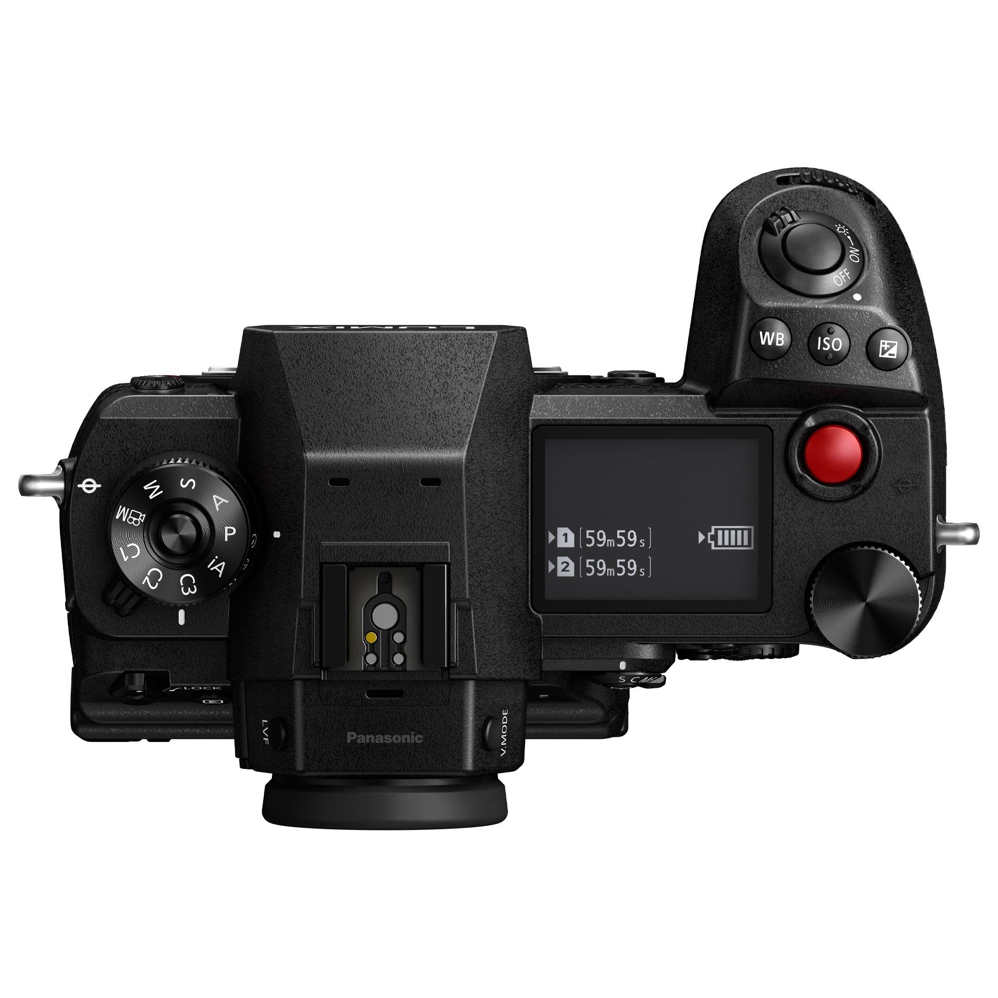 Panasonic Lumix S1H kamerahus