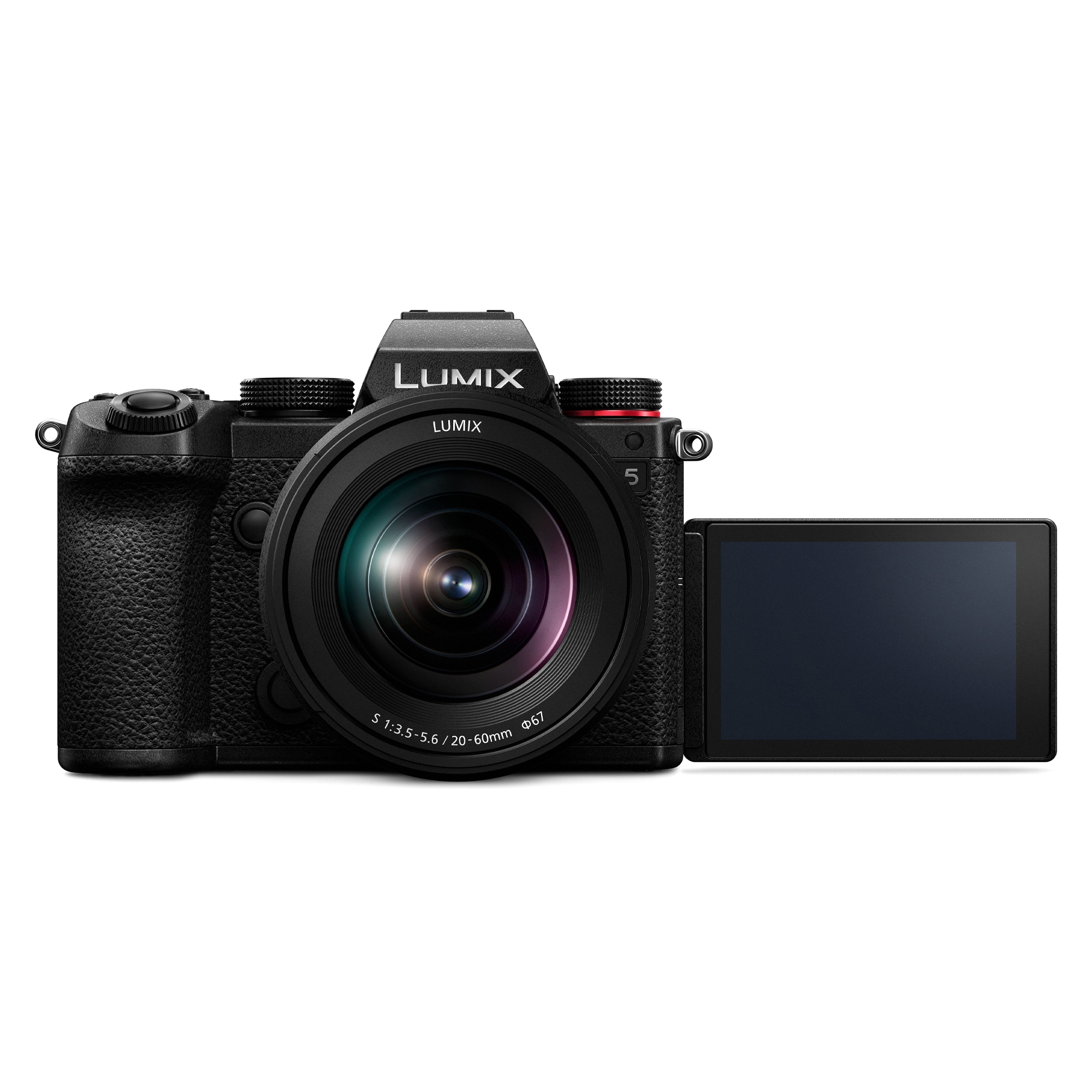 Panasonic Lumix S5 + 20-60mm f/3.5-5.6