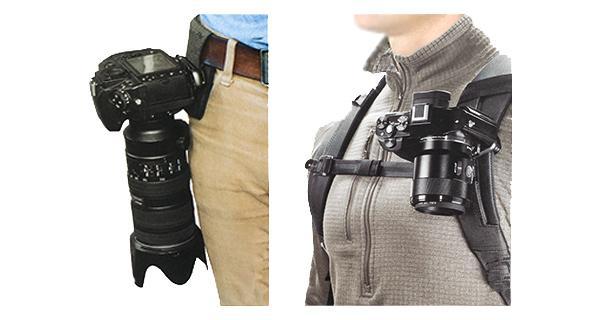Peak Design Capture Camera v3 Svart + plate