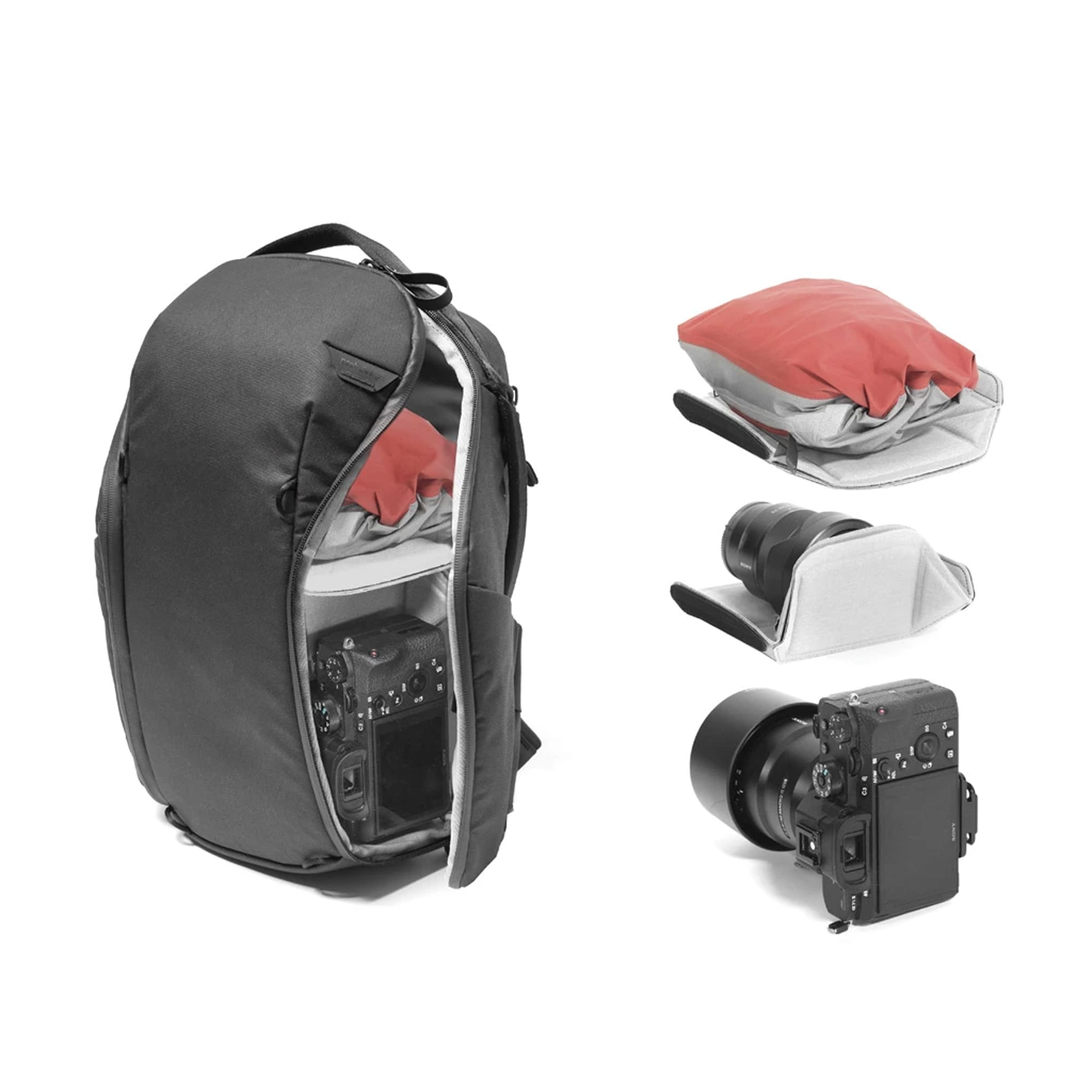 Peak Design Everyday Backpack Zip 20L V2 Svart