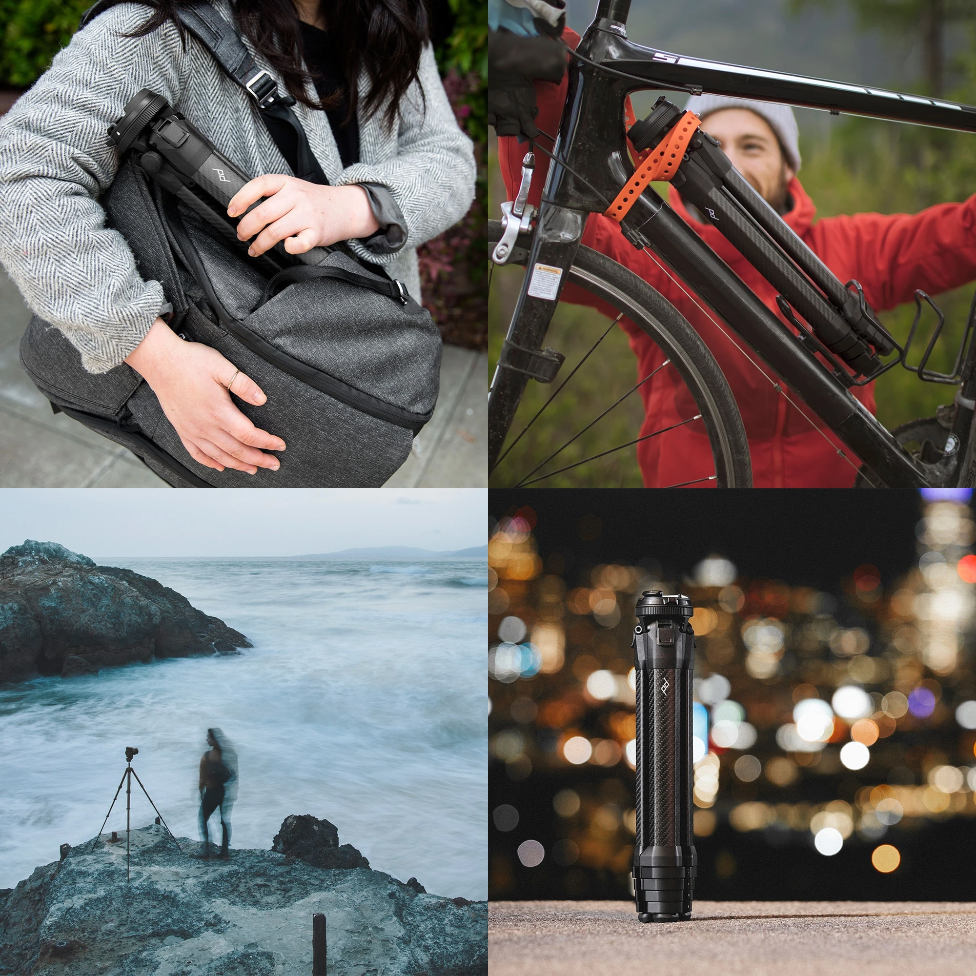 Peak Design Travel Tripod Carbon Fiber