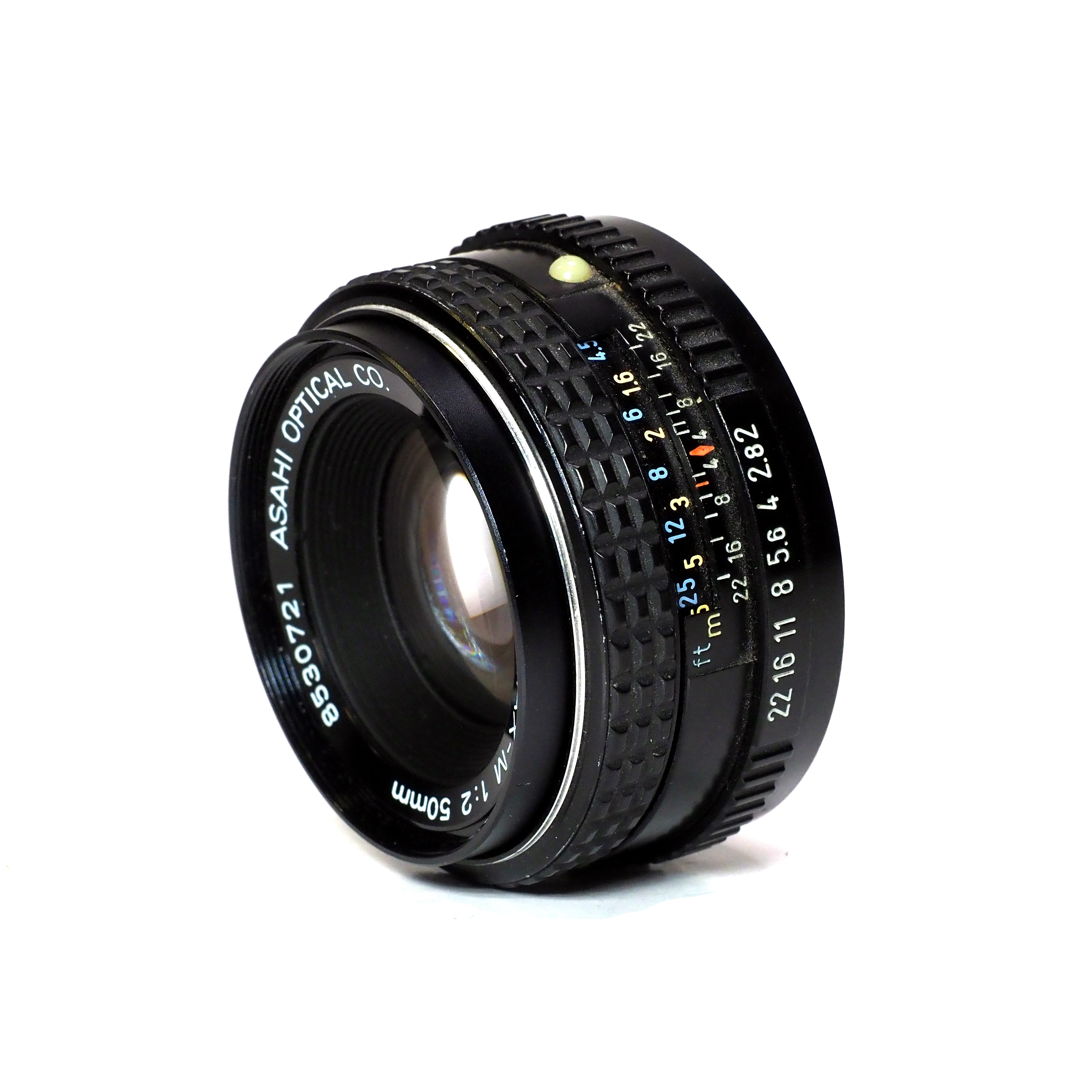 Pentax SMC Pentax-M 50mm f/2 - BEGAGNAT