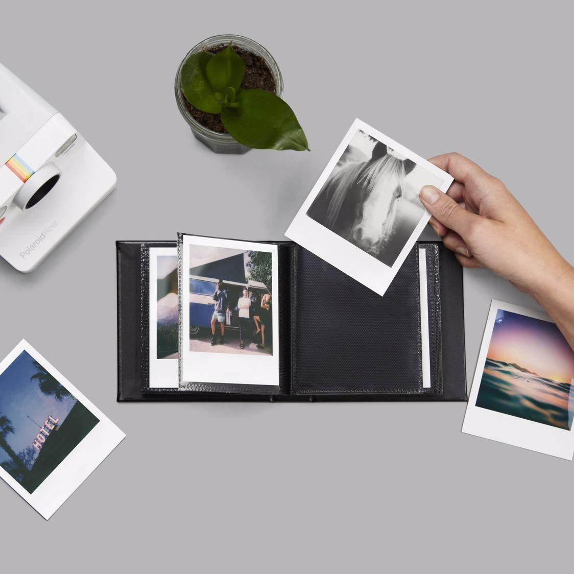 Polaroid Fotoalbum Small Svart
