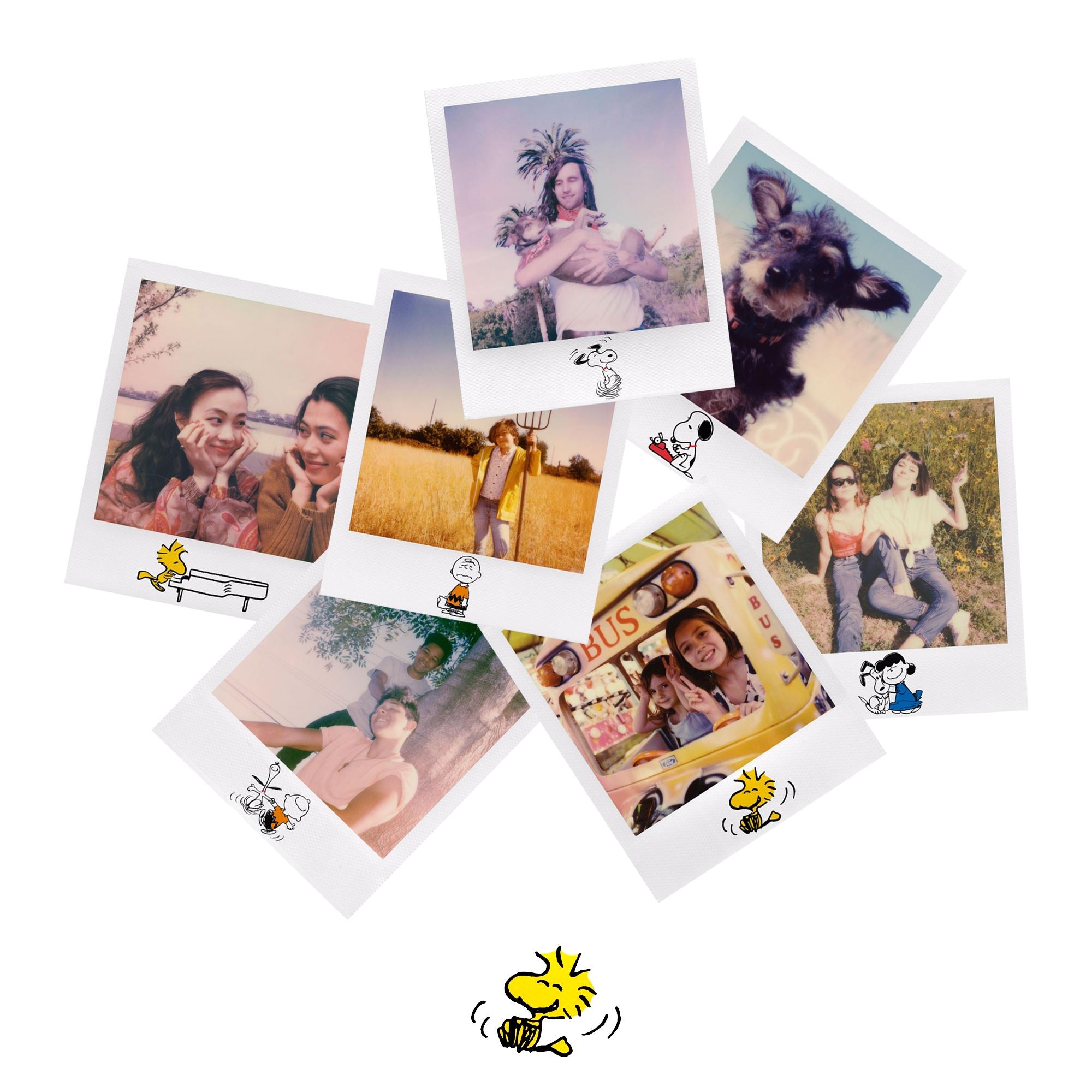 Polaroid I-Type Färg Film Peanuts