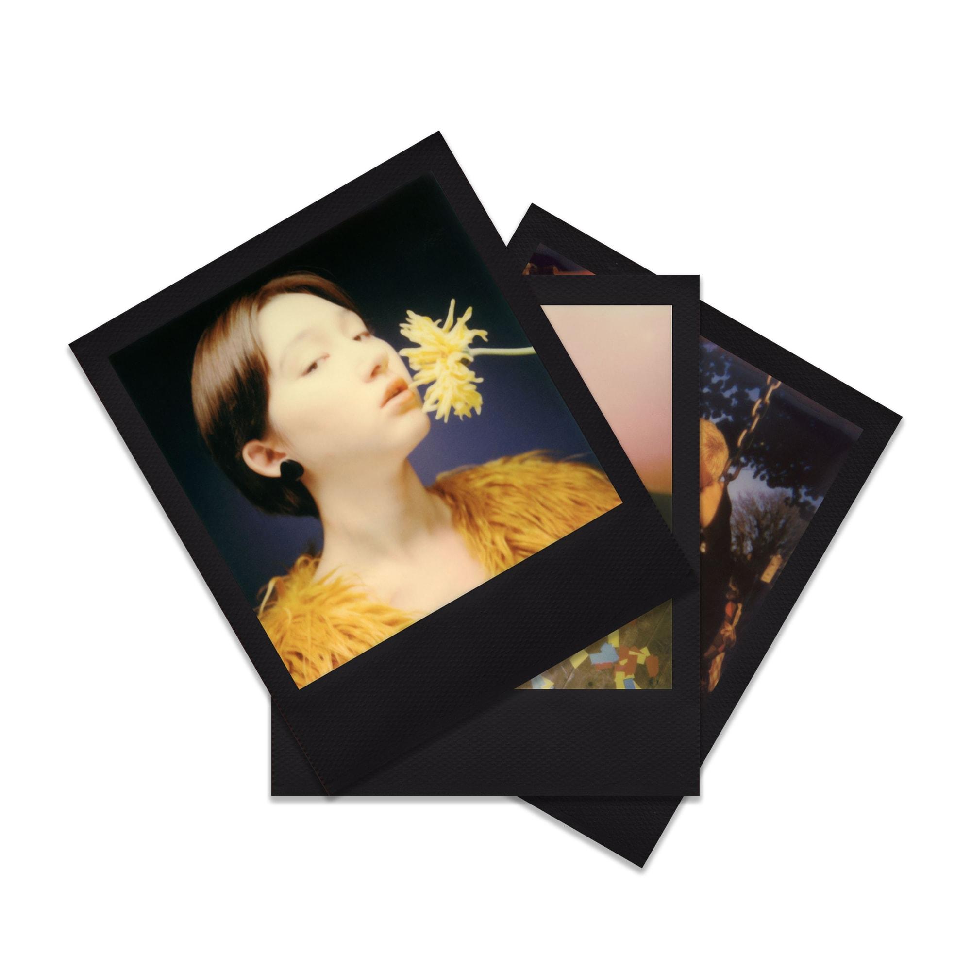 Polaroid I-Type Film Färg Black Frame Edition