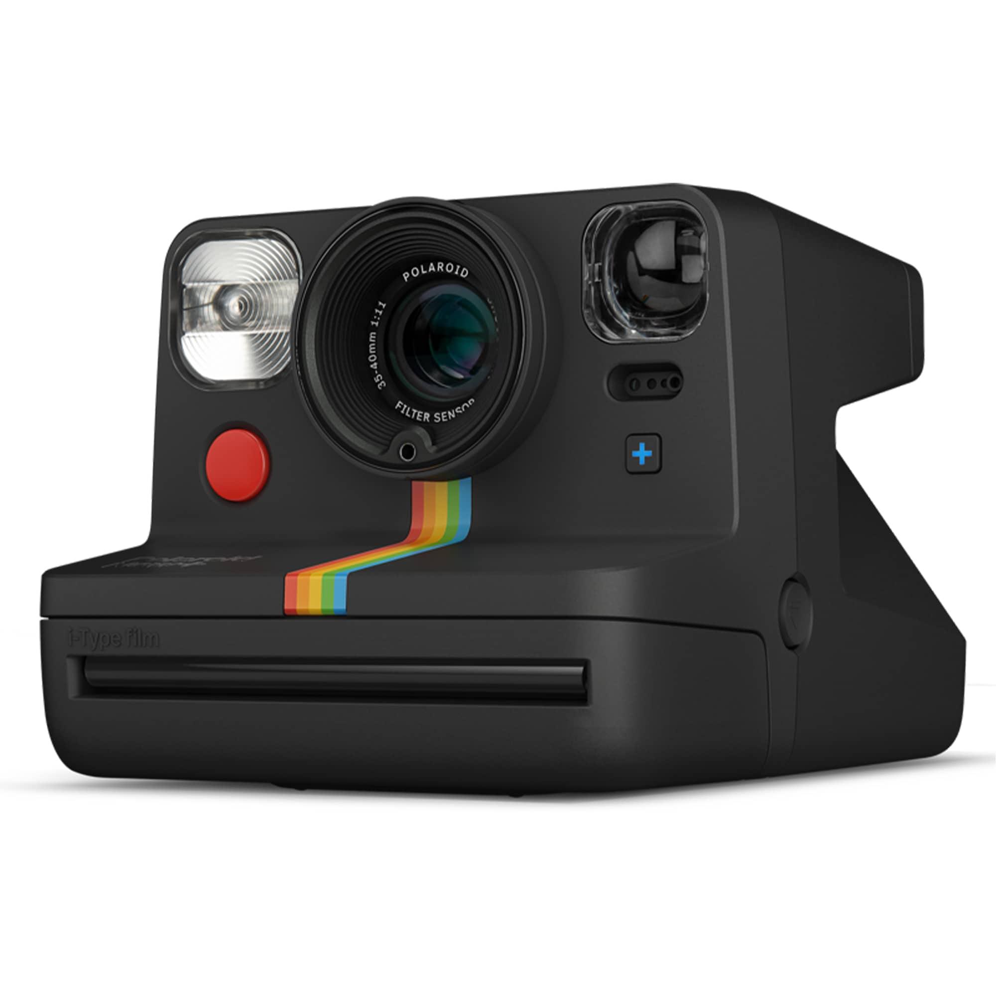 Polaroid Now+ Svart