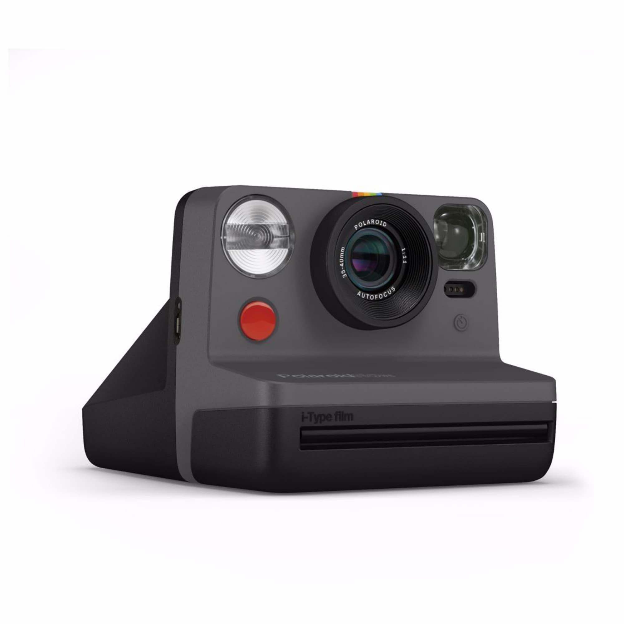 Polaroid Now Svart