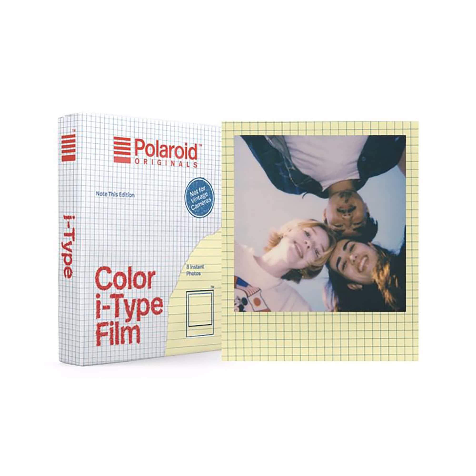 Polaroid Originals I-Type Film Note This Ed