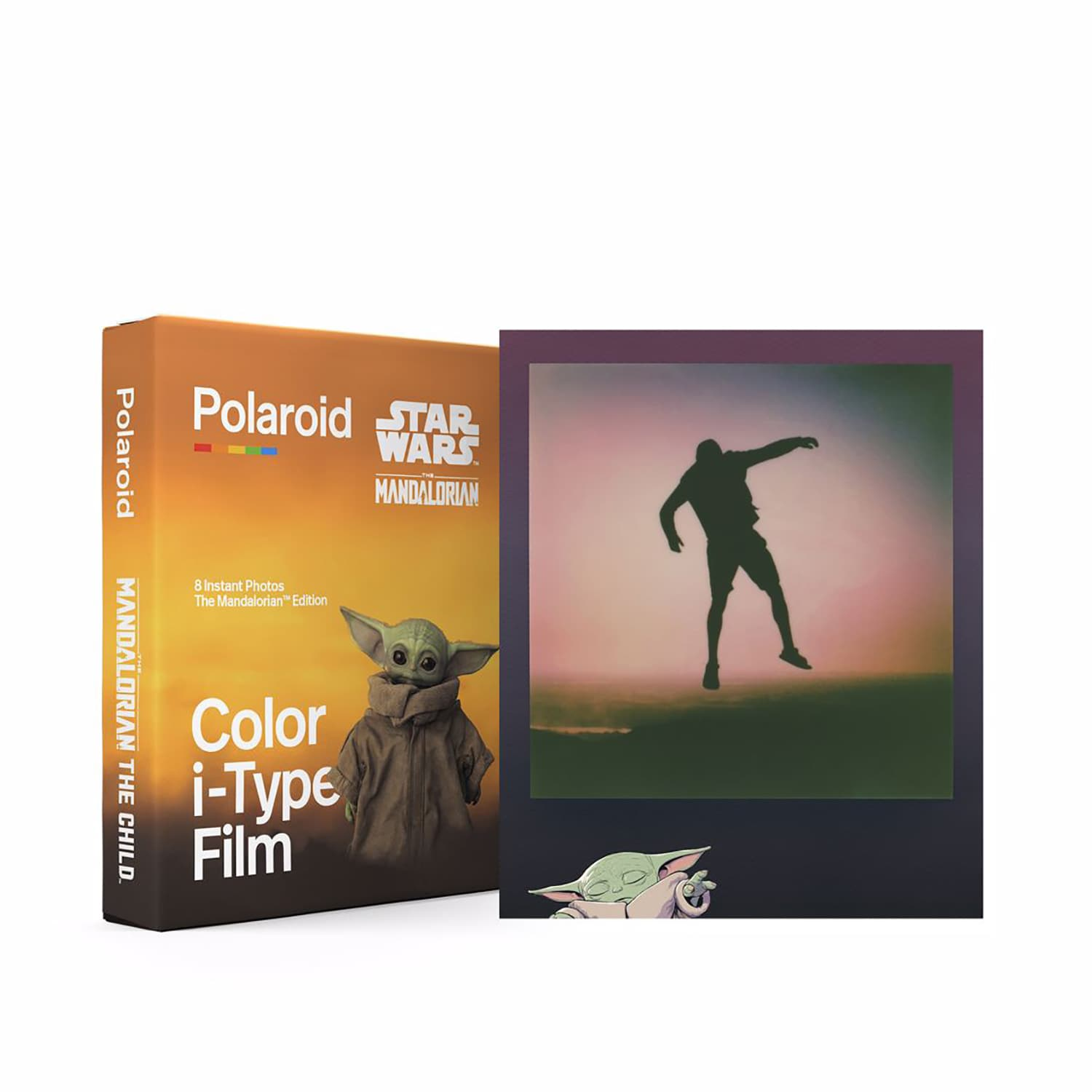Polaroid Now Star Wars Mandalorian Limited Edition