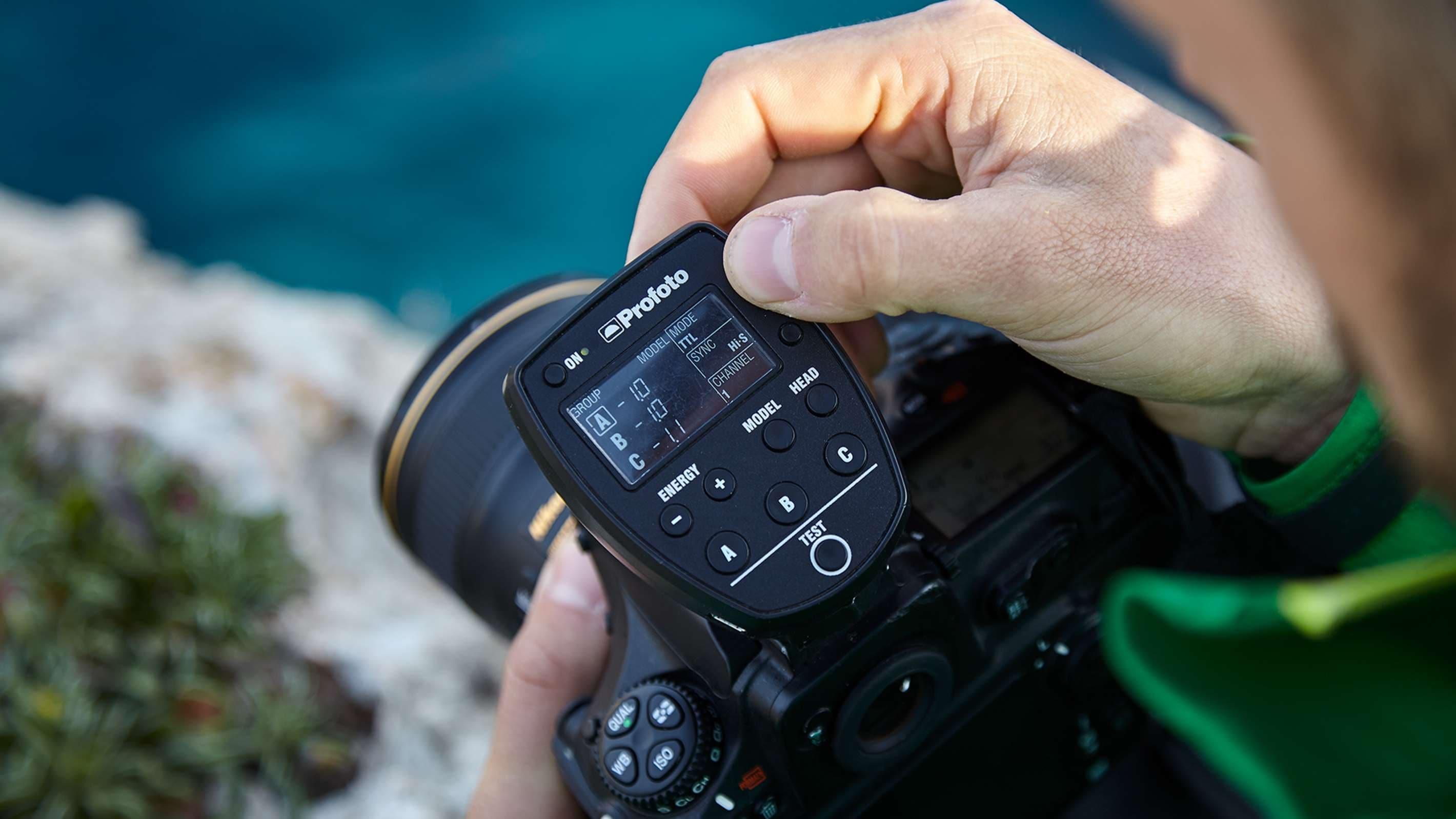 Profoto Air Remote TTL-C för Canon