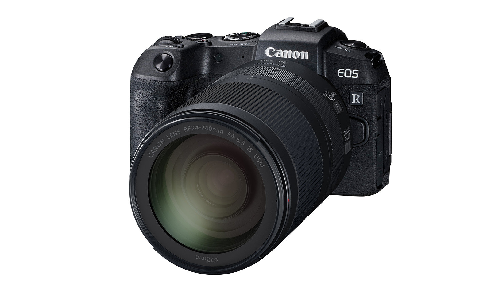 Canon EOS RP + 24-240 f/4,0-6,3 IS USM