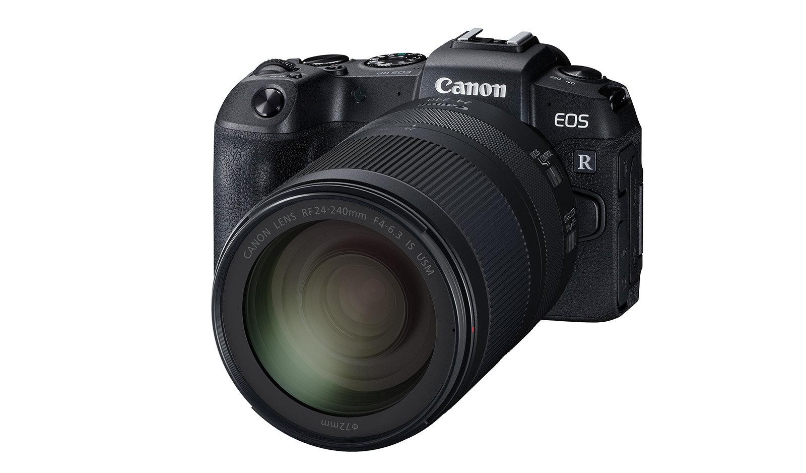 Canon EOS RP + 24-240