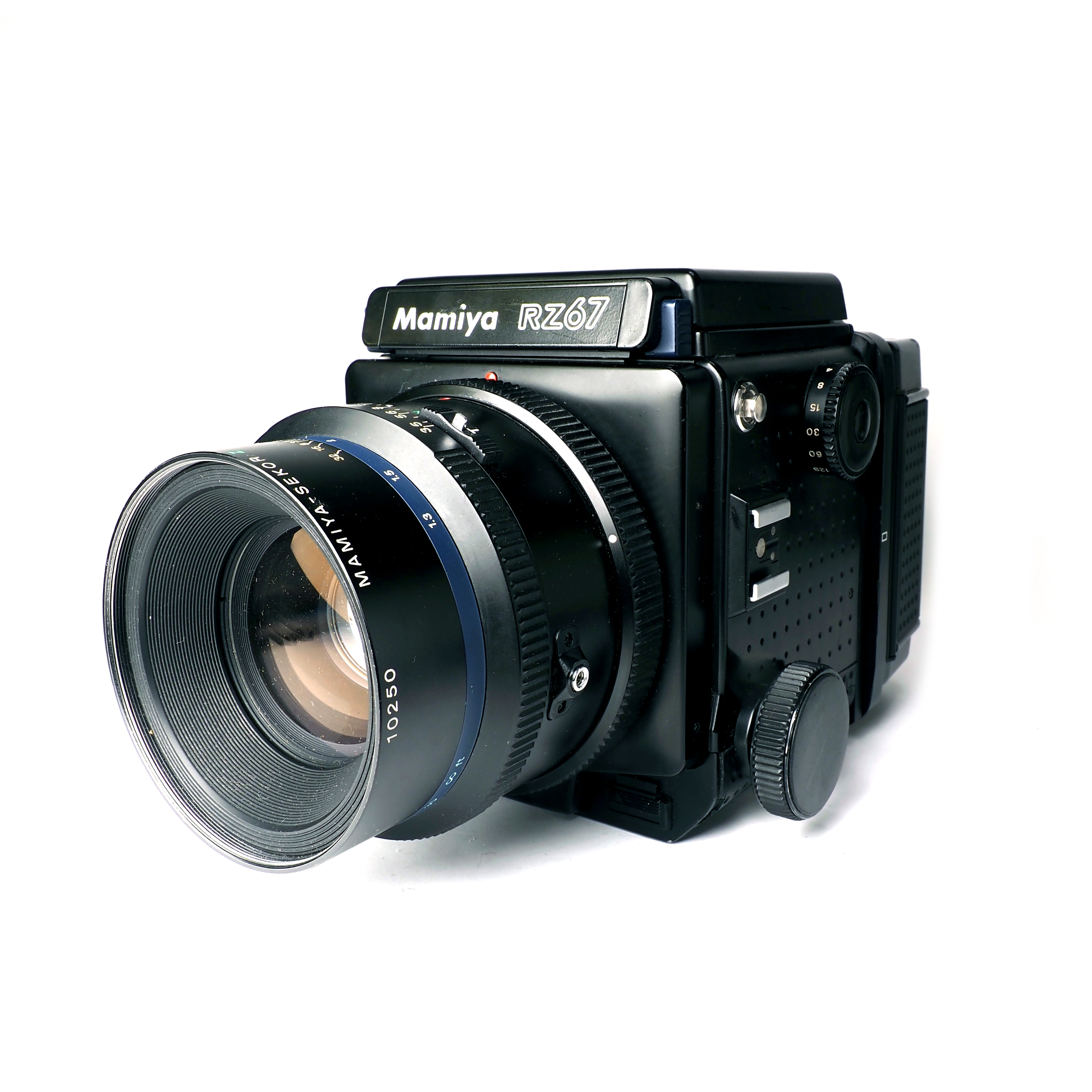 Mamiya RZ67 Pro Sekor Z 127mm f/3.8 W - BEGAGNAT