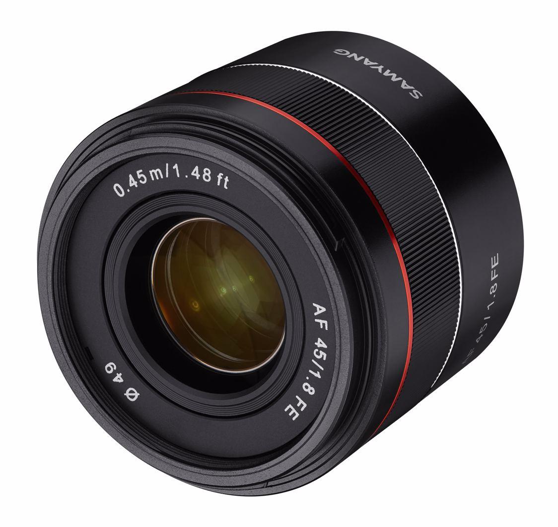Samyang 45mm F/1,8 Sony FE