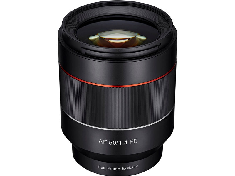 Samyang AF 50mm f/1,4 Sony FE