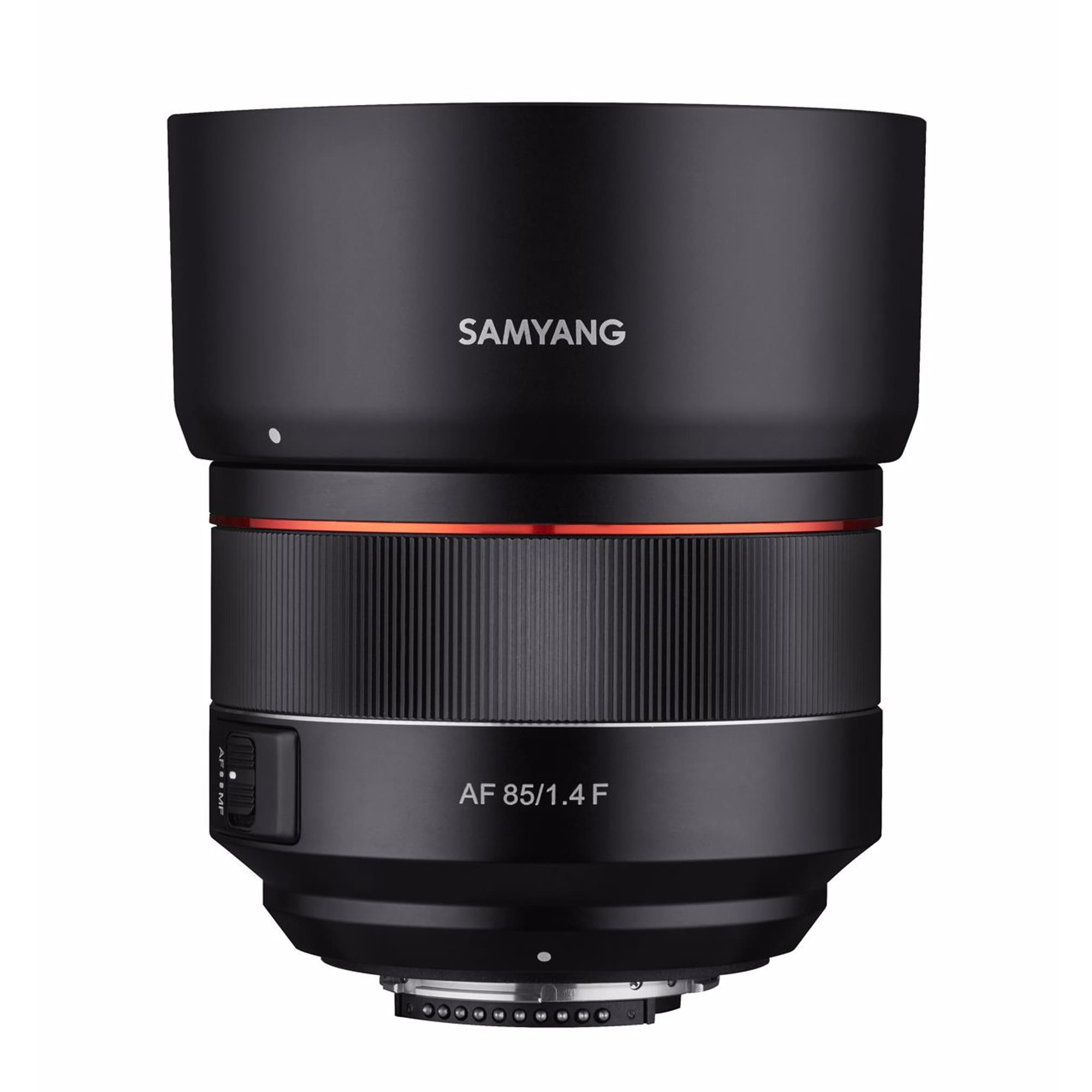 Samyang AF 85mm f/1.4 Nikon F