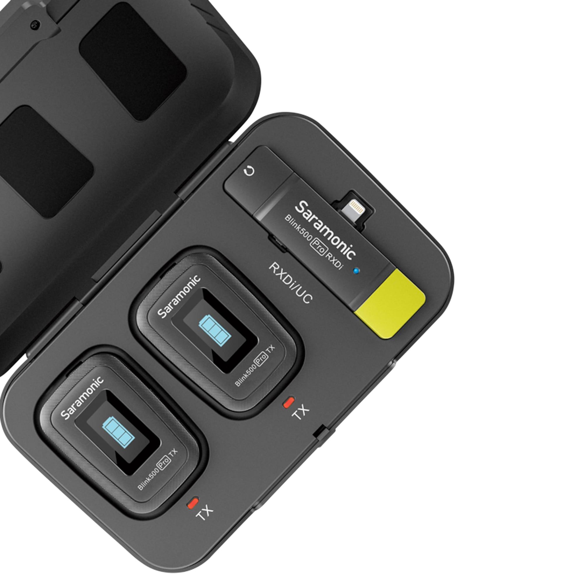 Saramonic Blink 500 Pro B4 2,4GHz wireless w/ Lightning