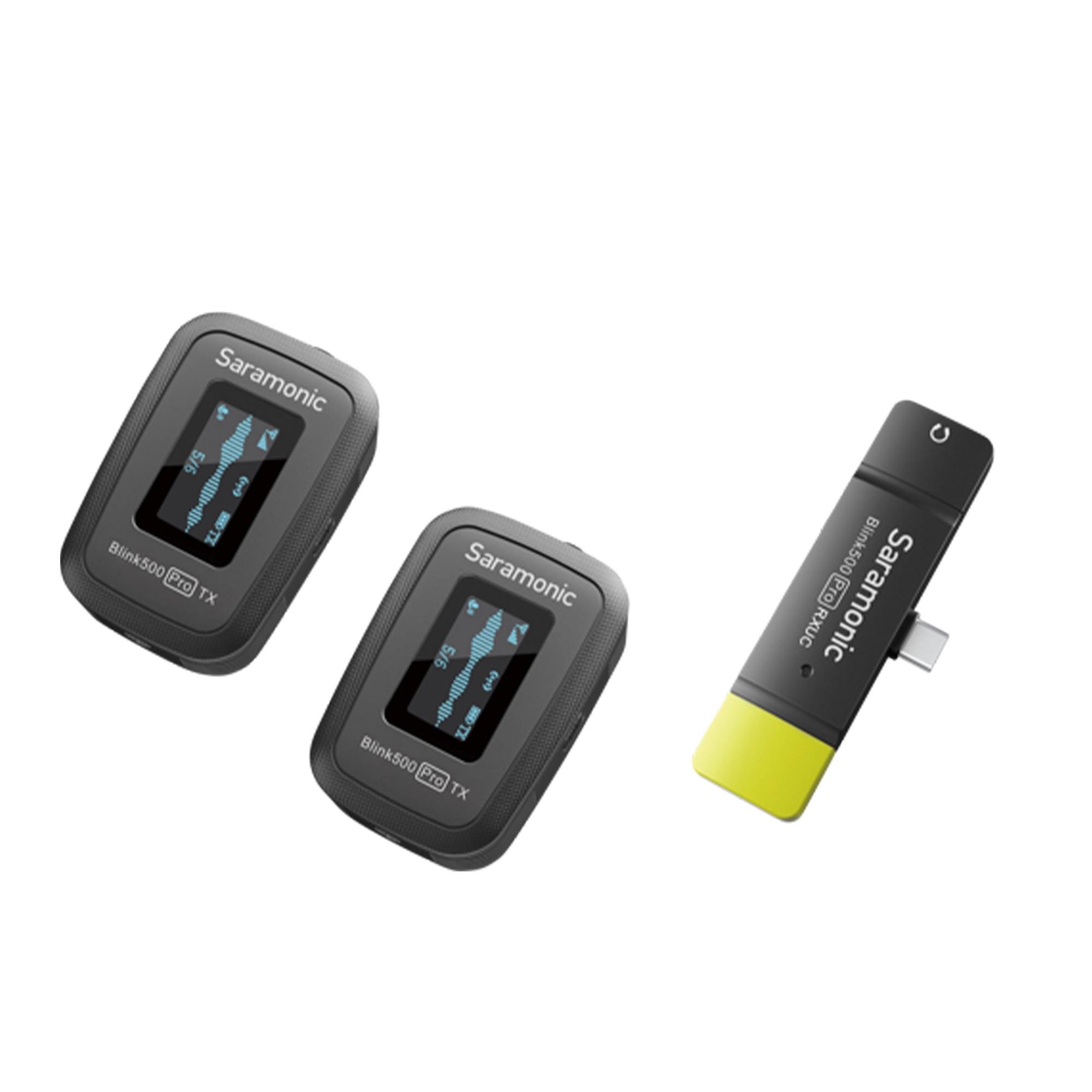 Saramonic Blink 500 Pro B6 2,4GHz wireless w/ USB-C