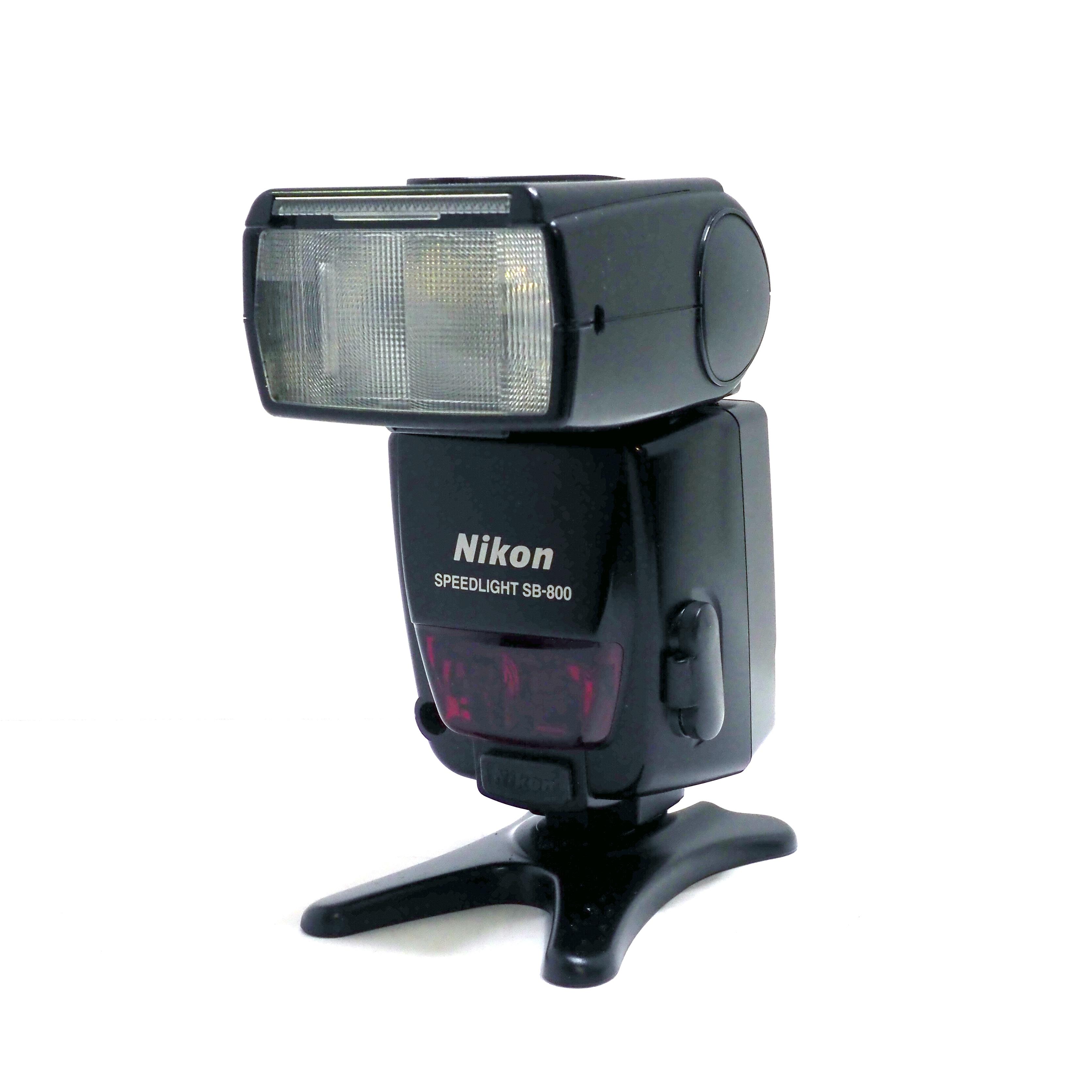Nikon SB-800 blixt - BEGAGNAT