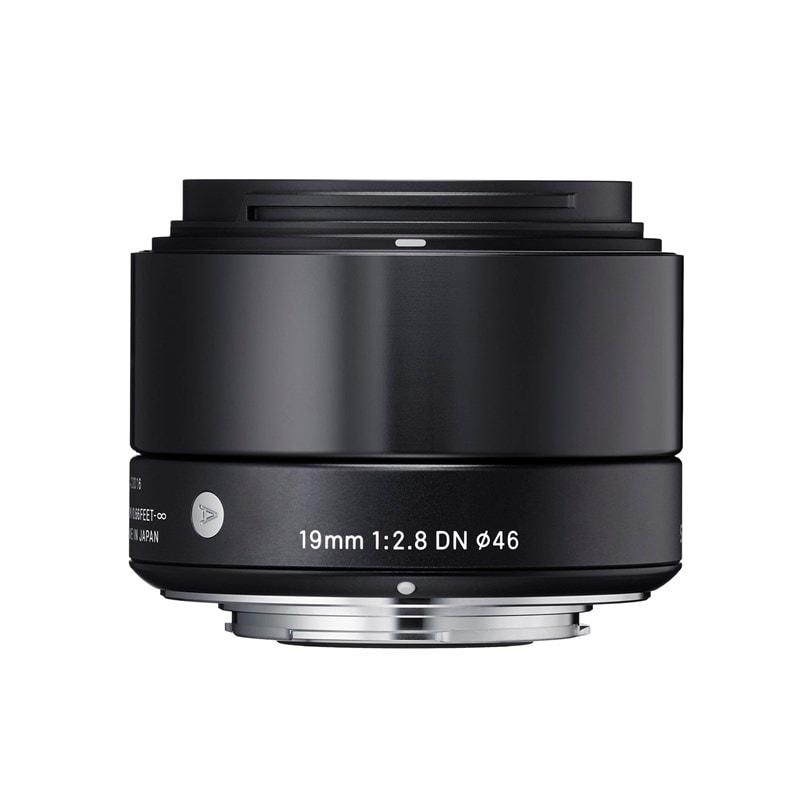 SIGMA AF 19mm f/2,8 DN Art för Micro Four Thirds