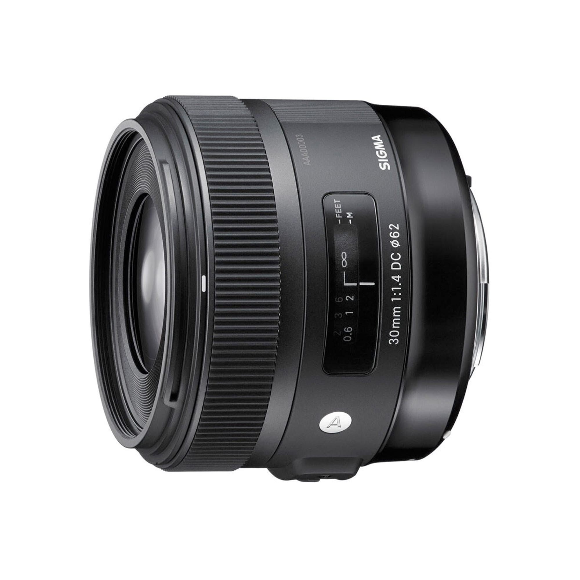 Sigma 30mm f/1.4 DC HSM ART för Canon