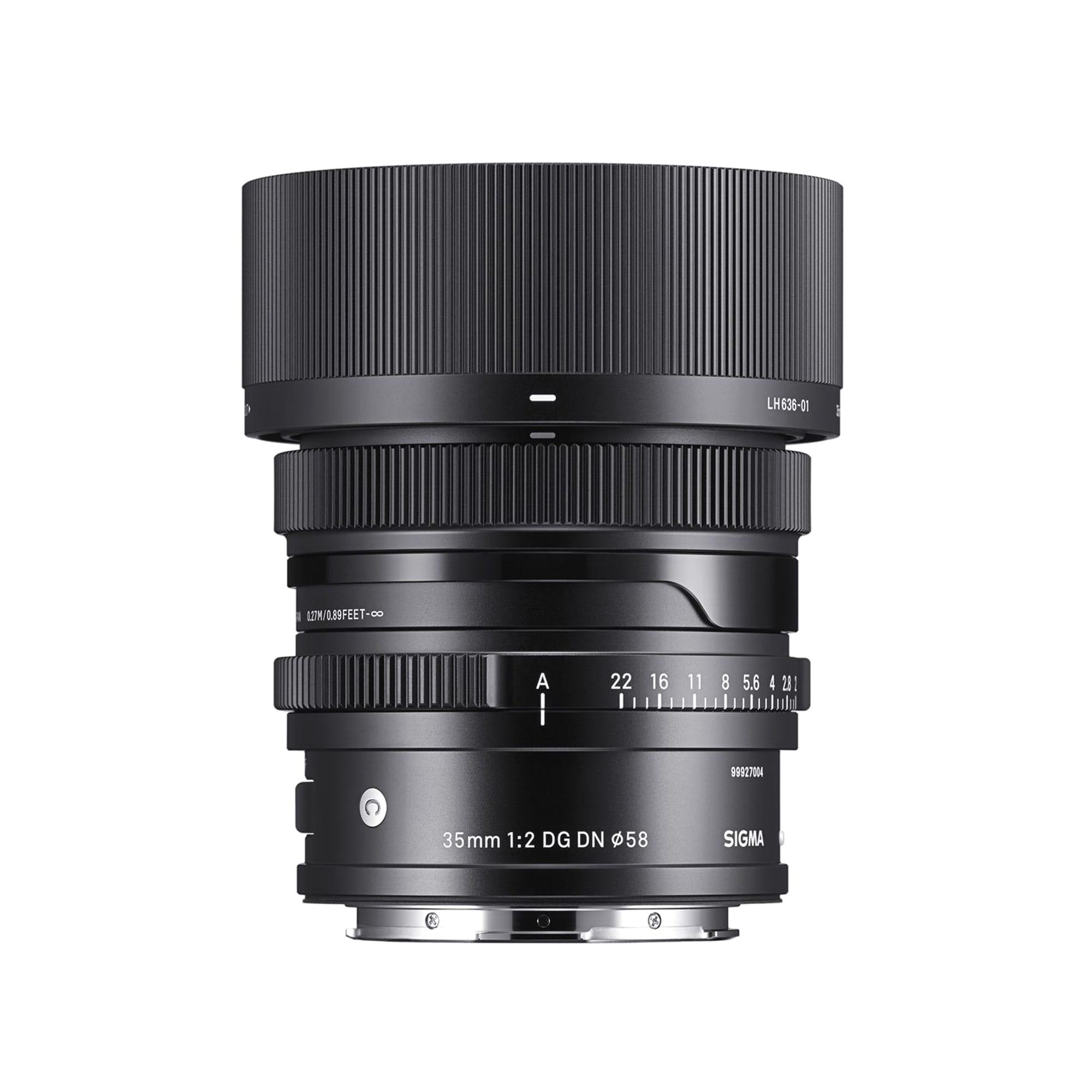 Sigma 35mm F/2 DG DN L-MOUNT