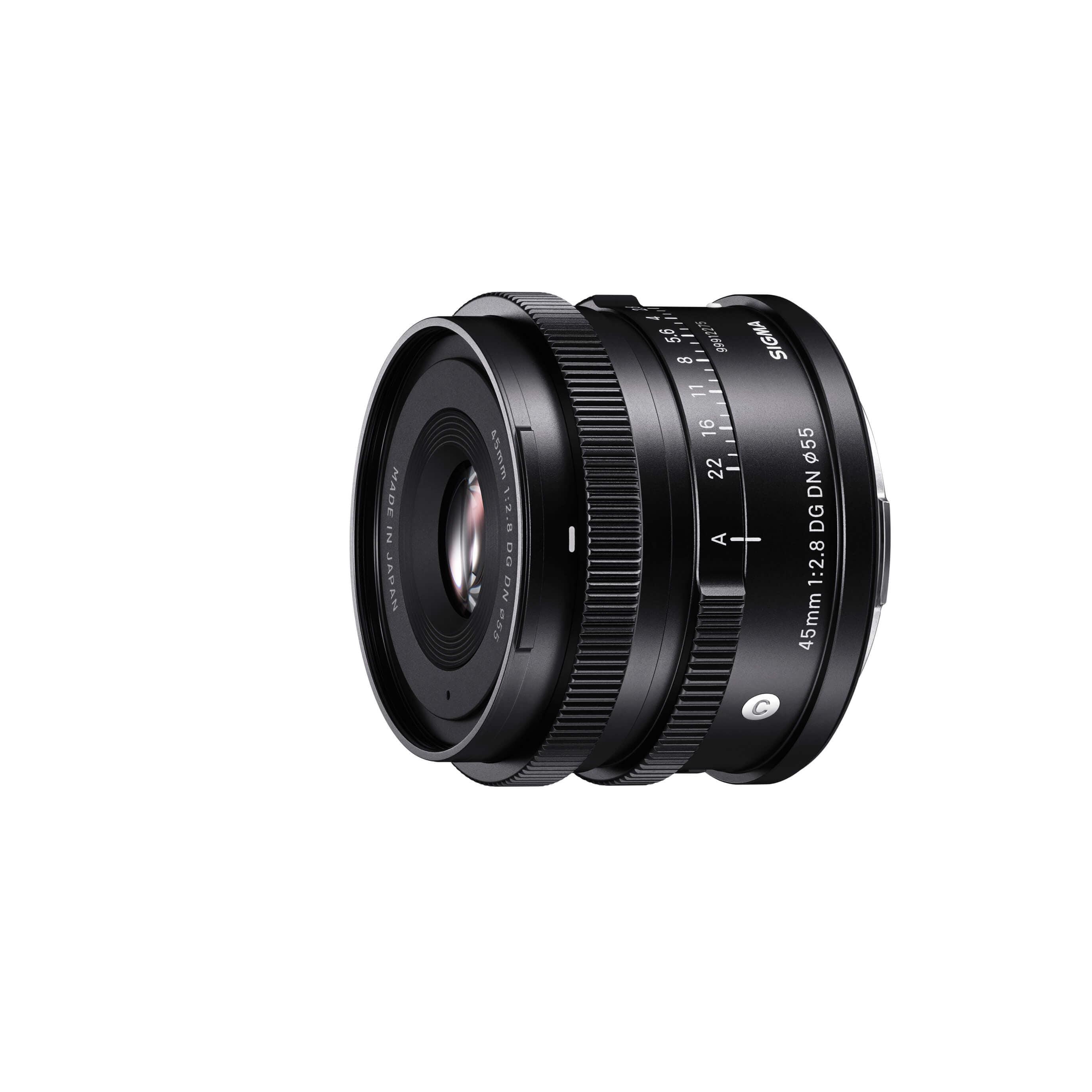 Sigma 45mm f/2,8 DG DN Contemporary Sony E
