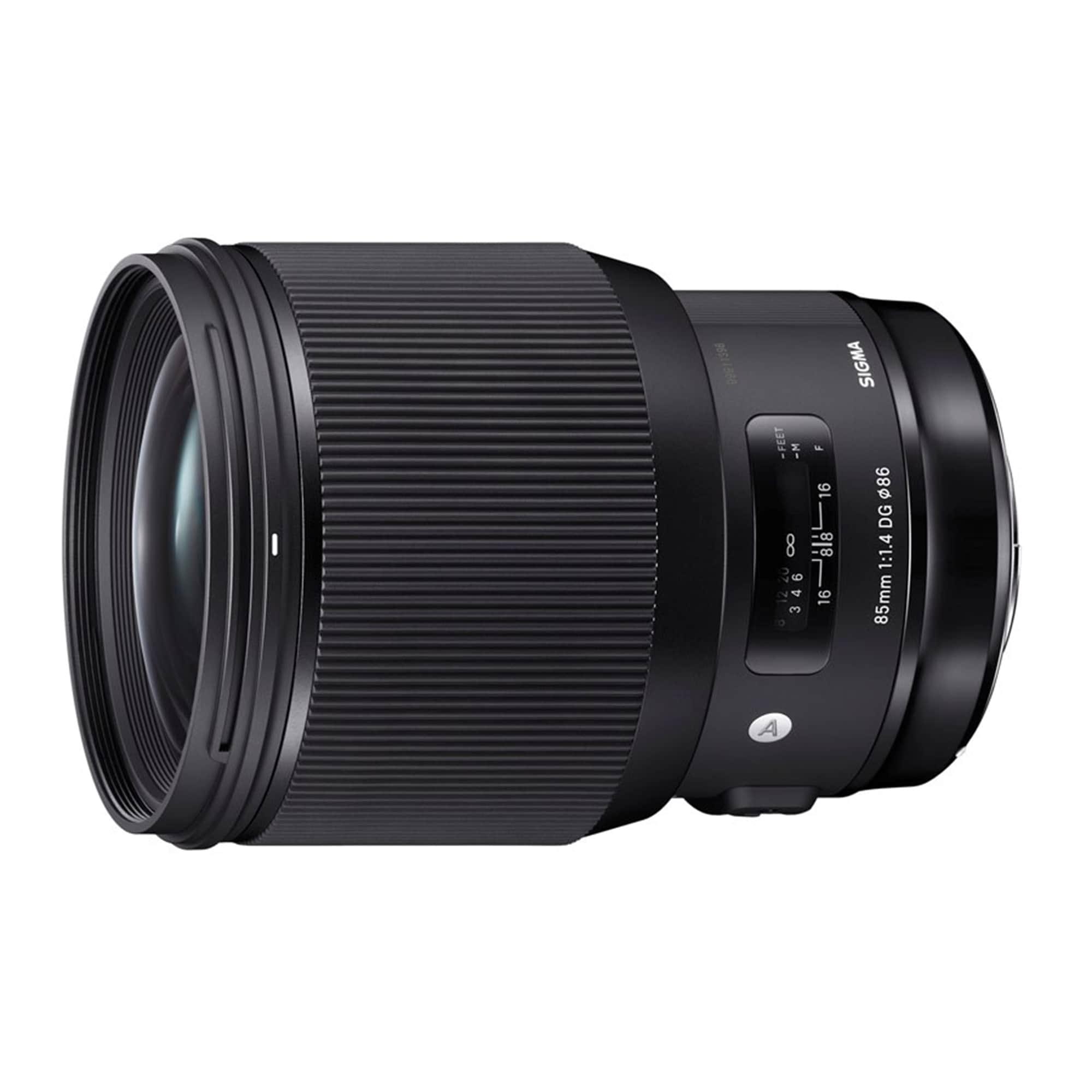 sigma-85mm-f14-nikon-side
