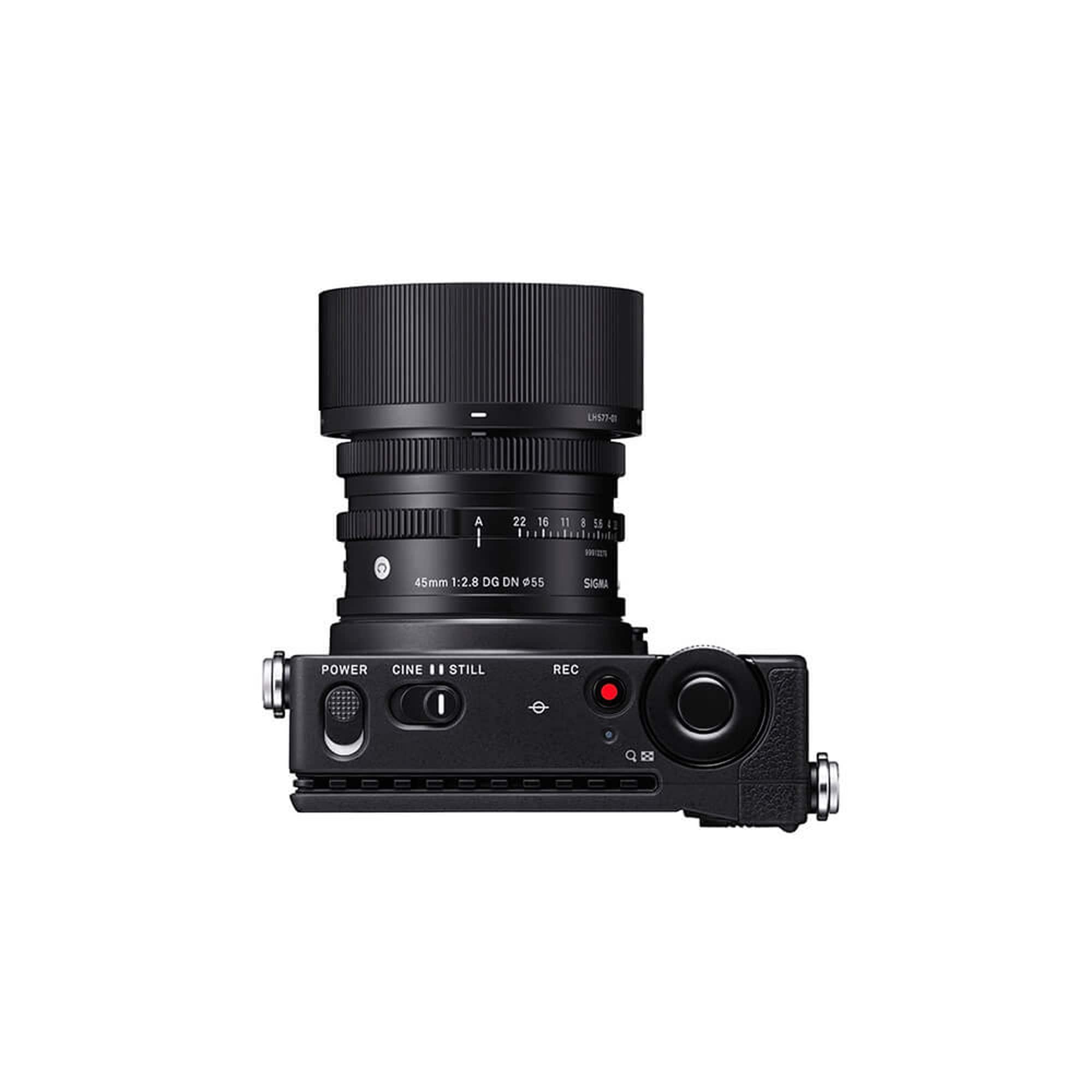 Sigma fp + 45mm f/2.8 DG DN
