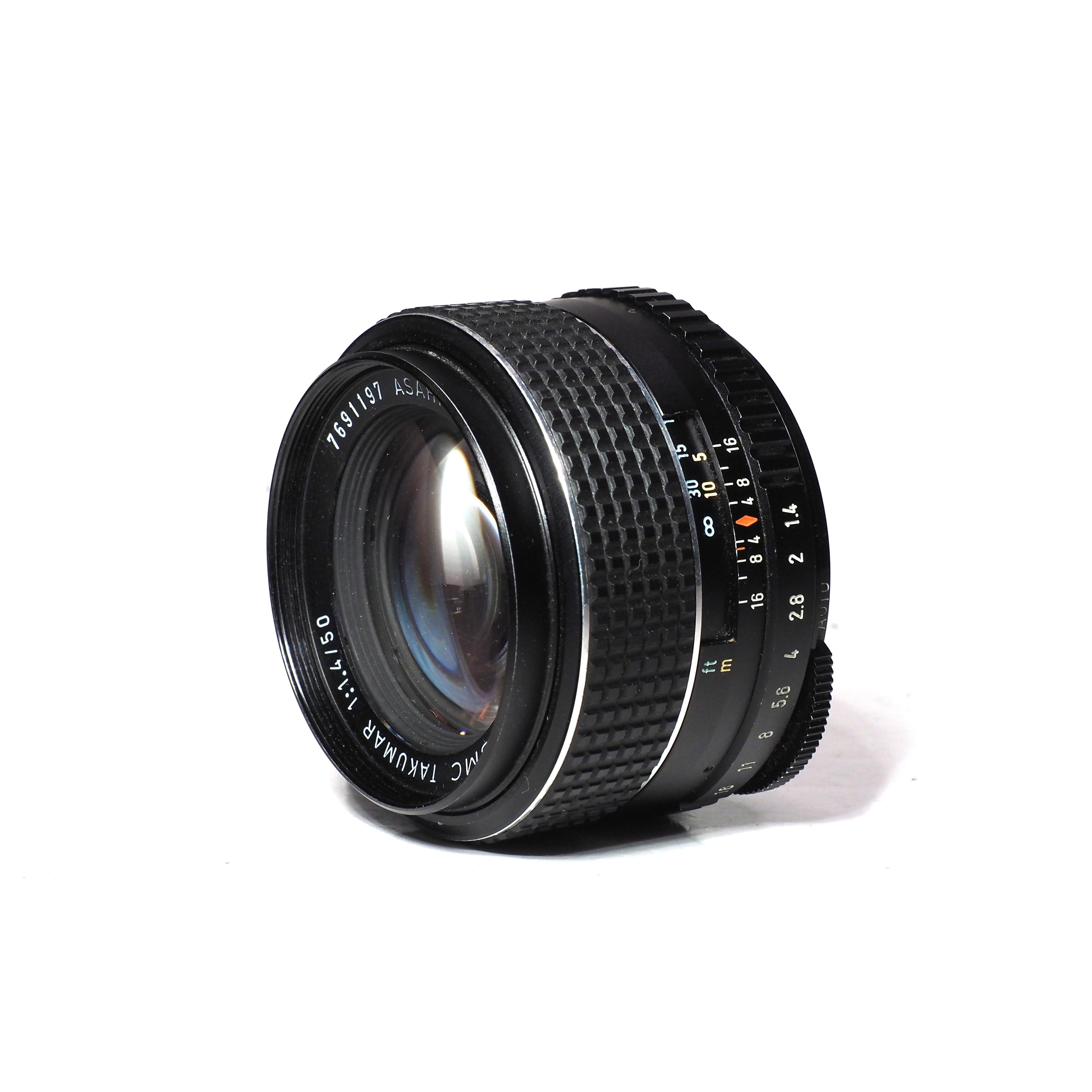 Pentax SMC Takumar 50mm f/1,4 - BEGAGNAT
