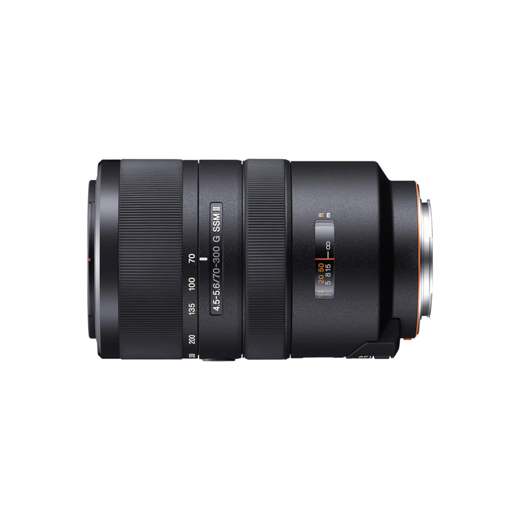 Sony 70-300mm f/4,5-5,6 G SSM II