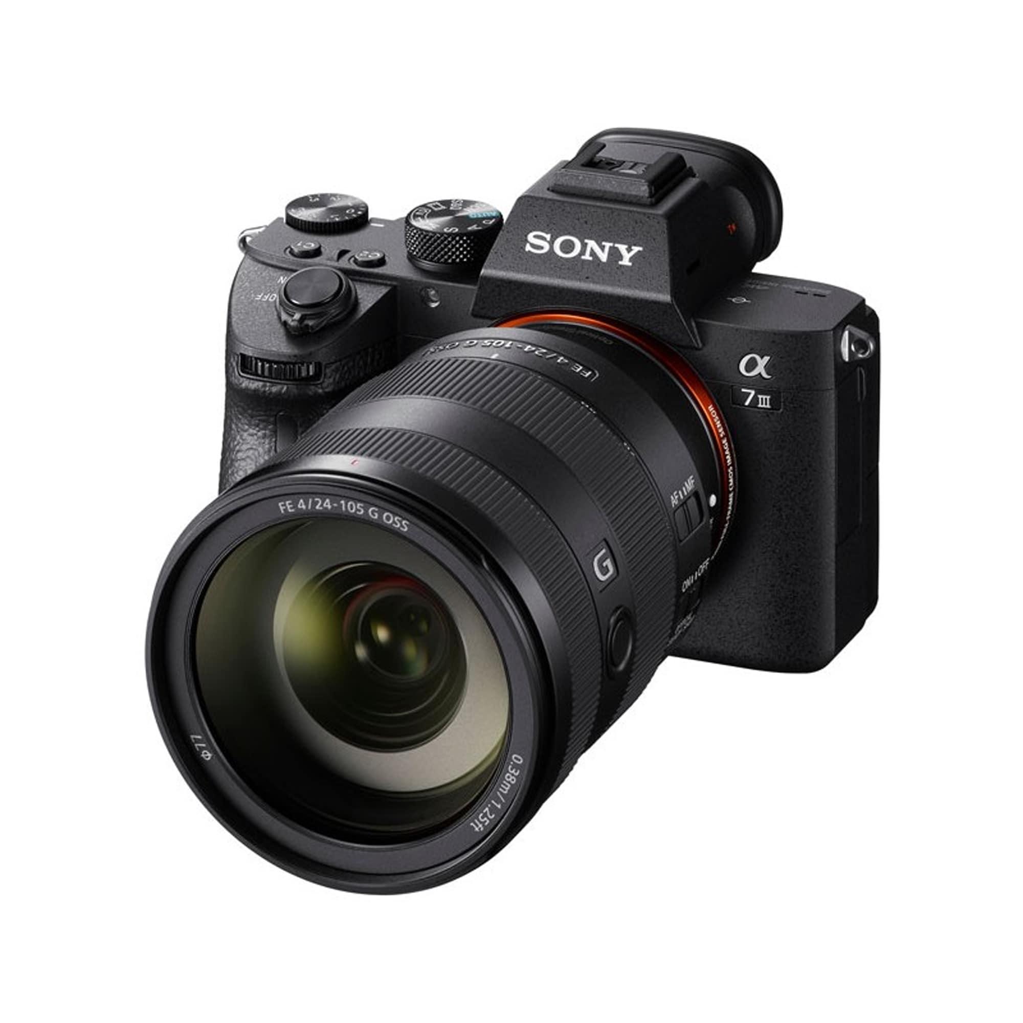 Sony A7 III + 24-105mm
