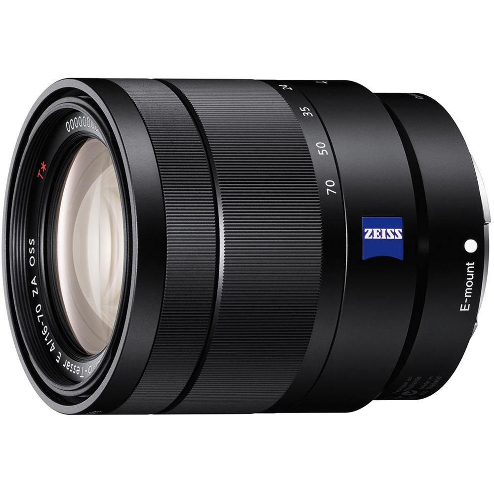 SONY E 16-70mm f/4,0 Zeiss OSS Vario-Tessar T*