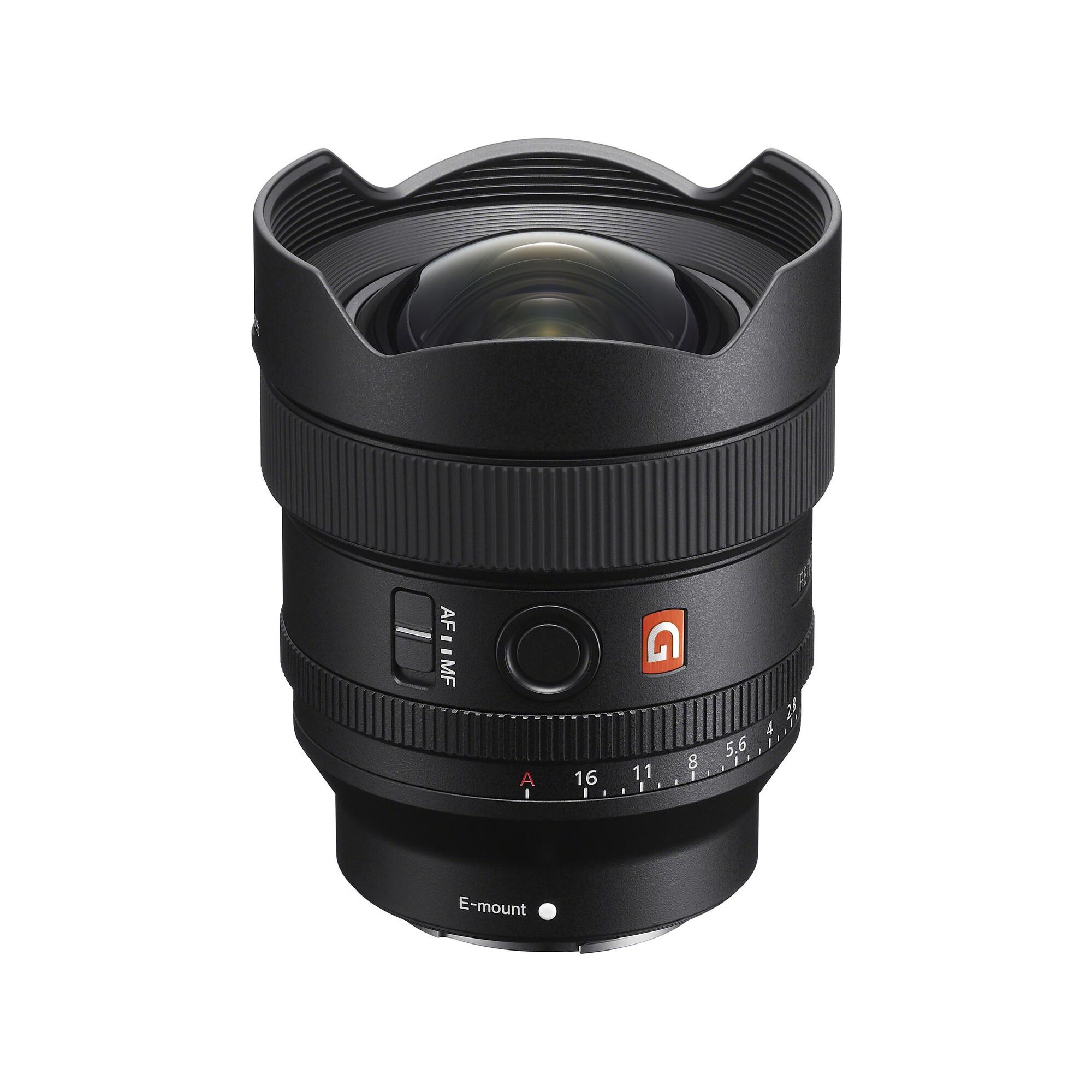 Sony FE 14 mm f1,8 GM
