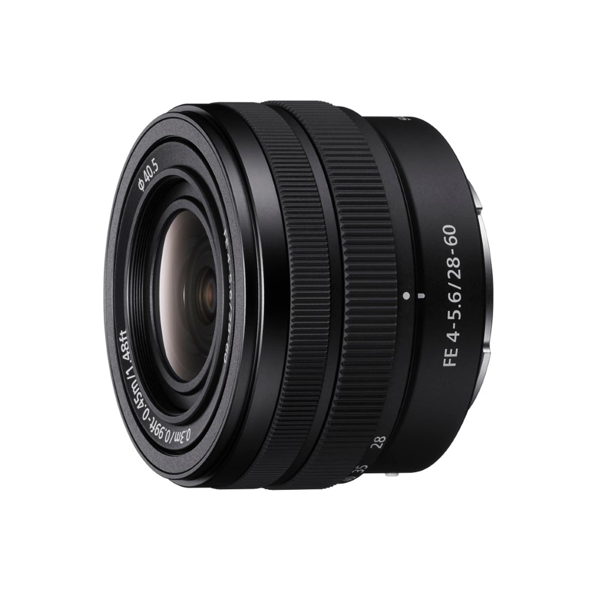Sony FE 28-60mm f/4-5,6 - BULK