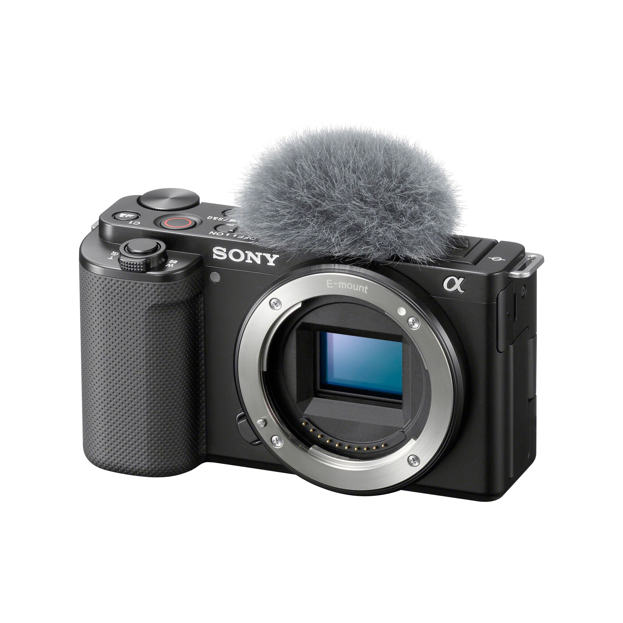 Sony ZV-E10 Svart