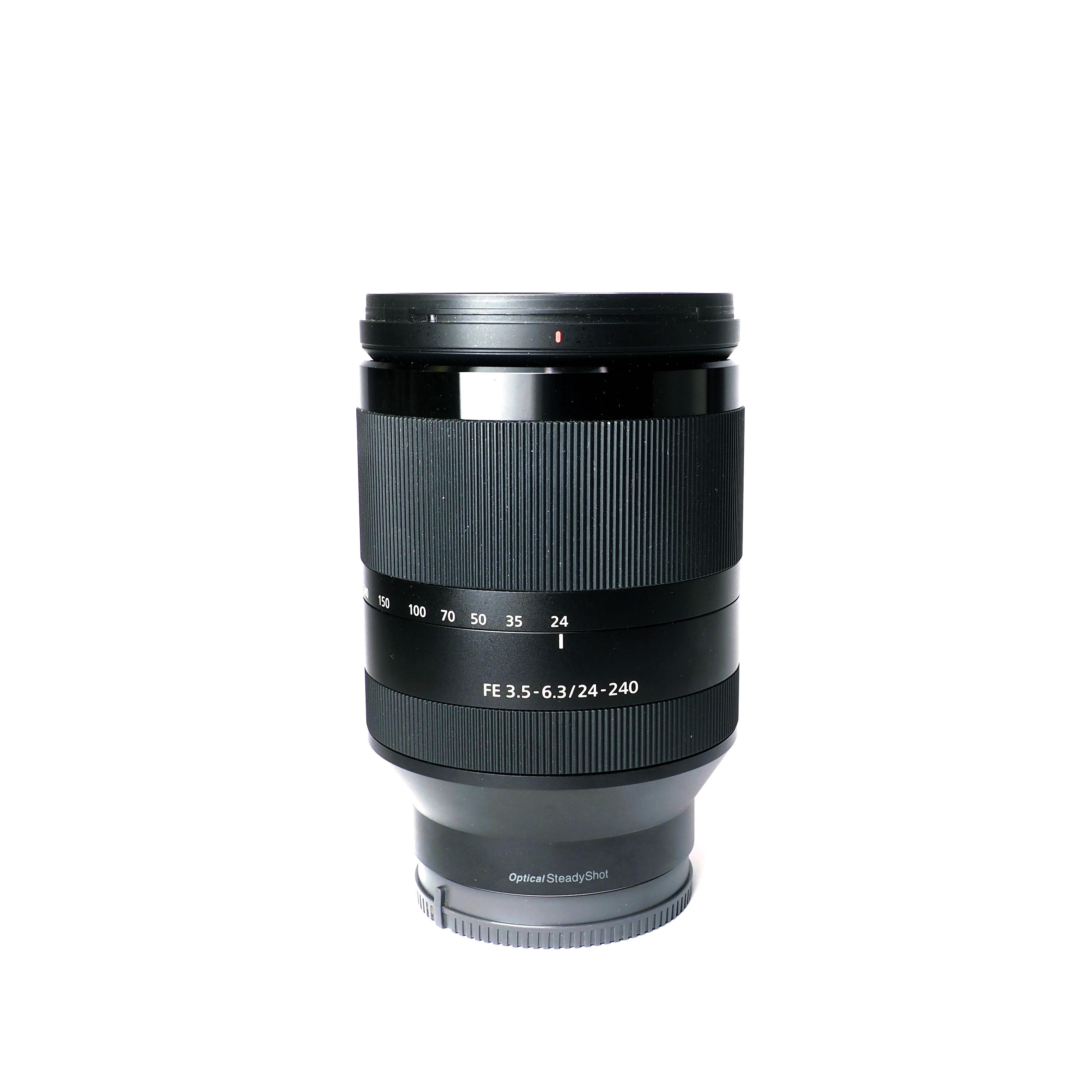 Sony FE 24-240mm f/3.5-6.3 OSS - BEGAGNAT