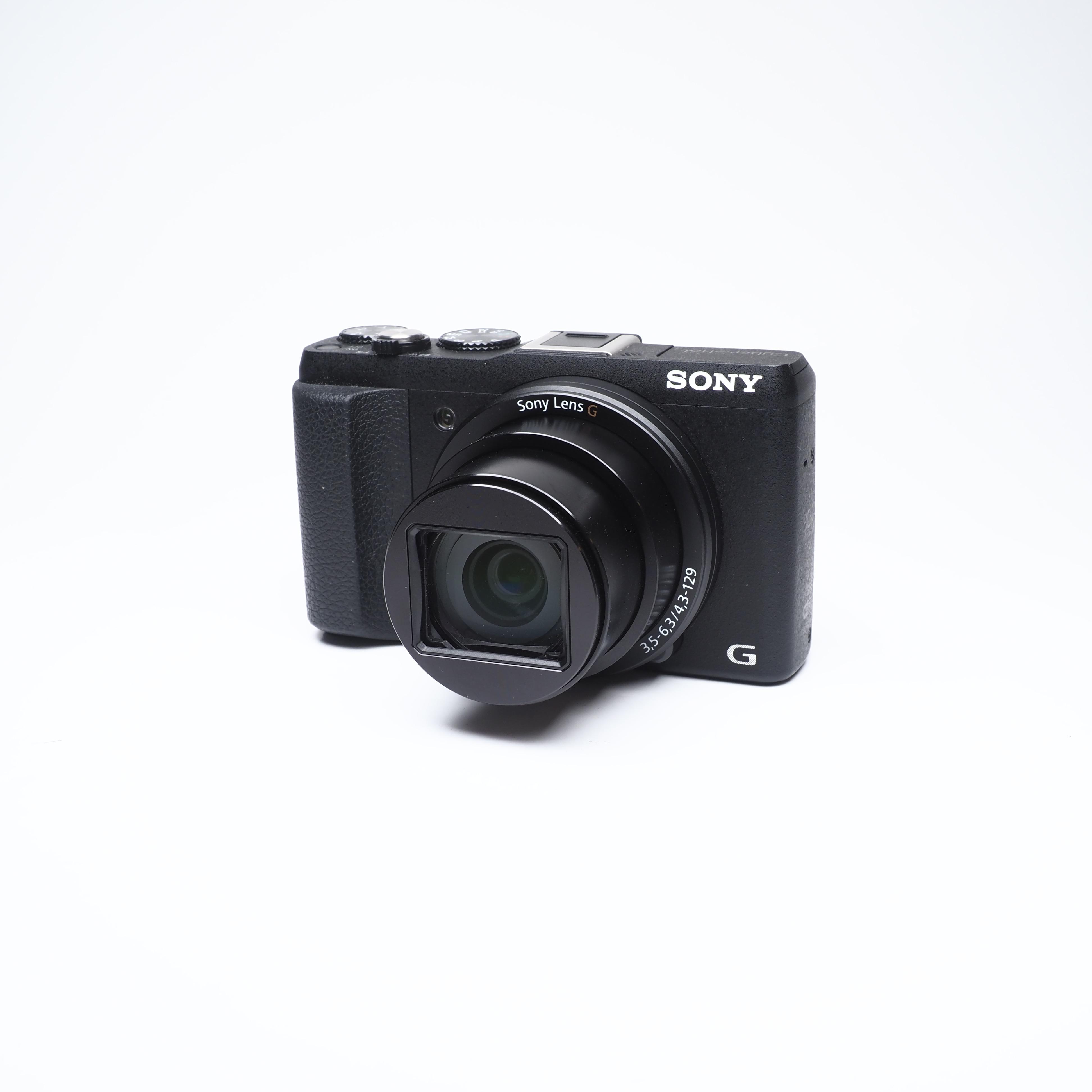 Sony HX60V Kompaktkamera BEGAGNAT