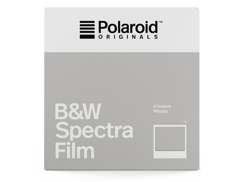 Polaroid Originals Spectra Film Svartvit