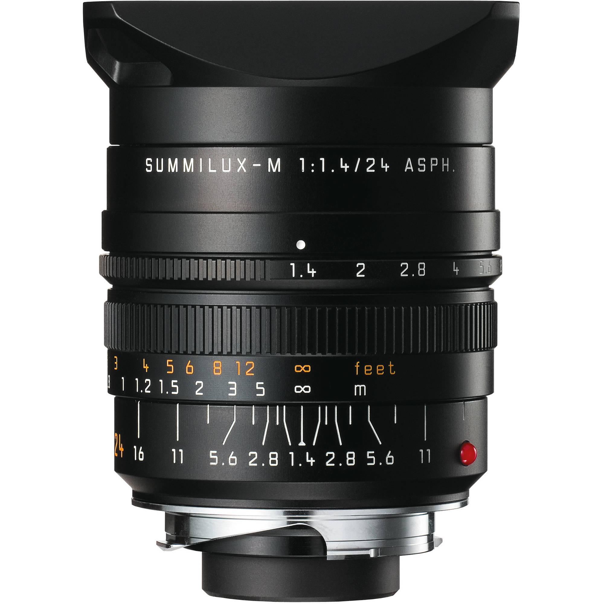 Leica Summilux M 24mm f/1,4 ASPH