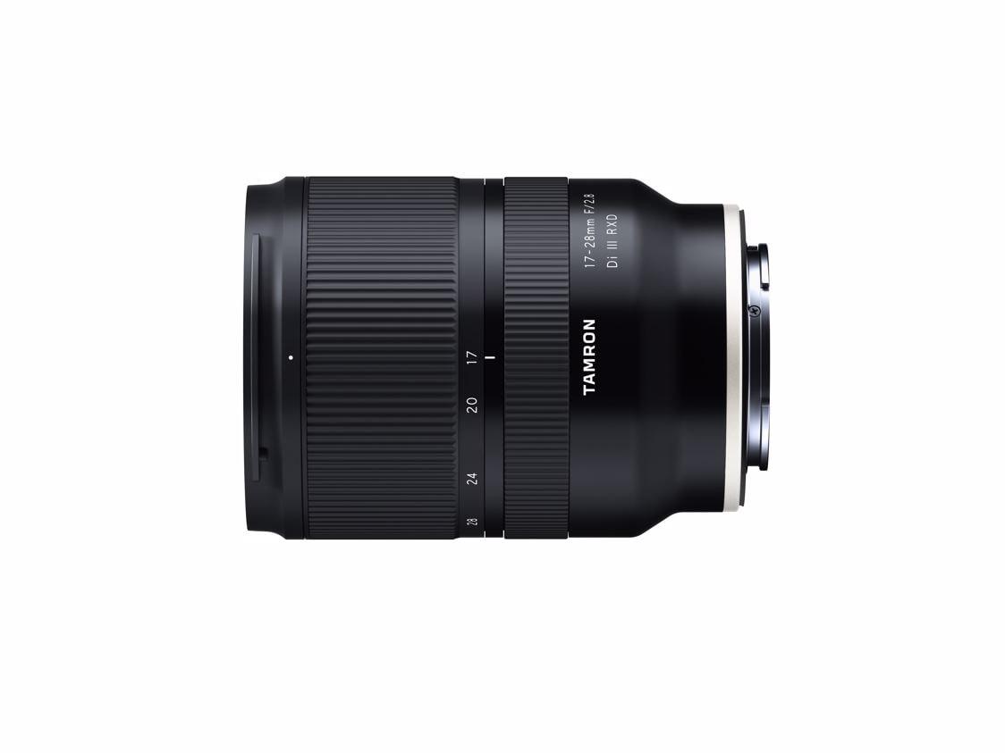 Tamron 17-28mm f/2,8 Di III RXD Sony E
