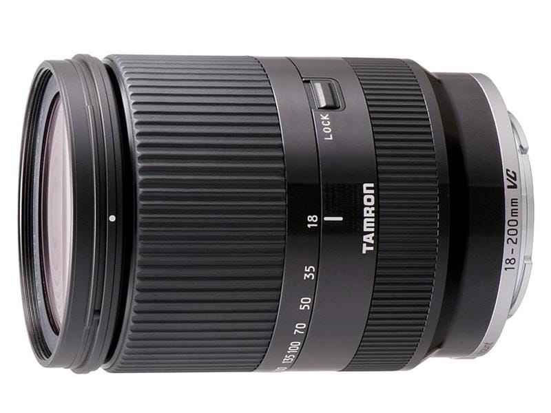 Tamron AF 18-200MM F/3.5-6.3 Di III VC (BLACK) FOR SONY E-MOUNT