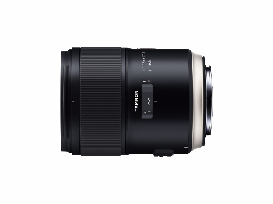 Tamron SP 35mm f/1,4 Di USD Canon - Kartongskadad