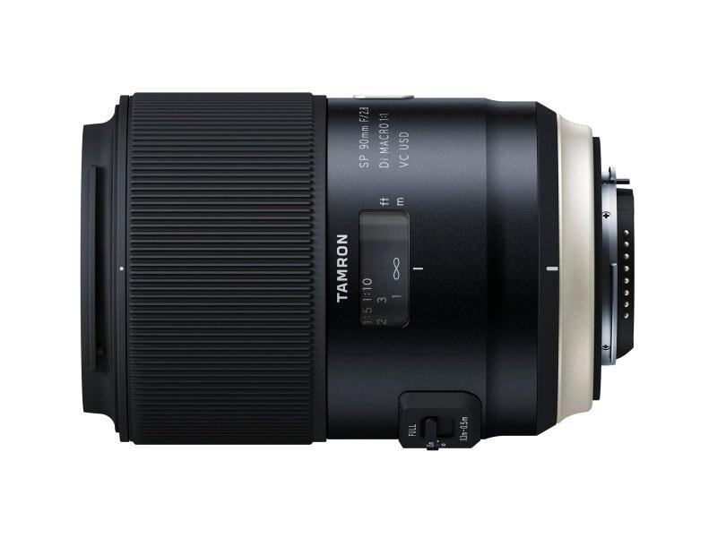 Tamron AF SP 90mm f/2,8 Di VC USD Macro 1:1 New för Nikon